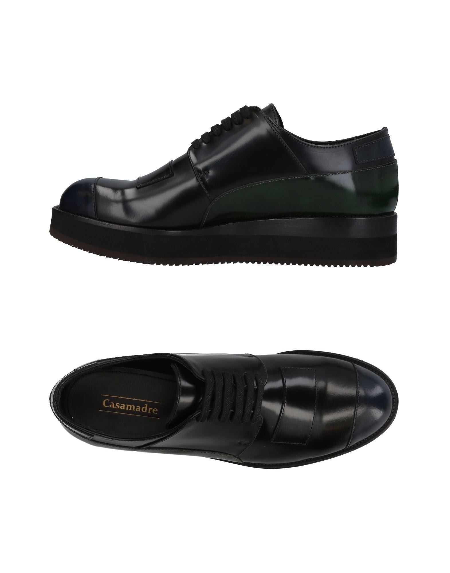 FOOTWEAR - Lace-up shoes Casamadre 40Uvr4gnoD