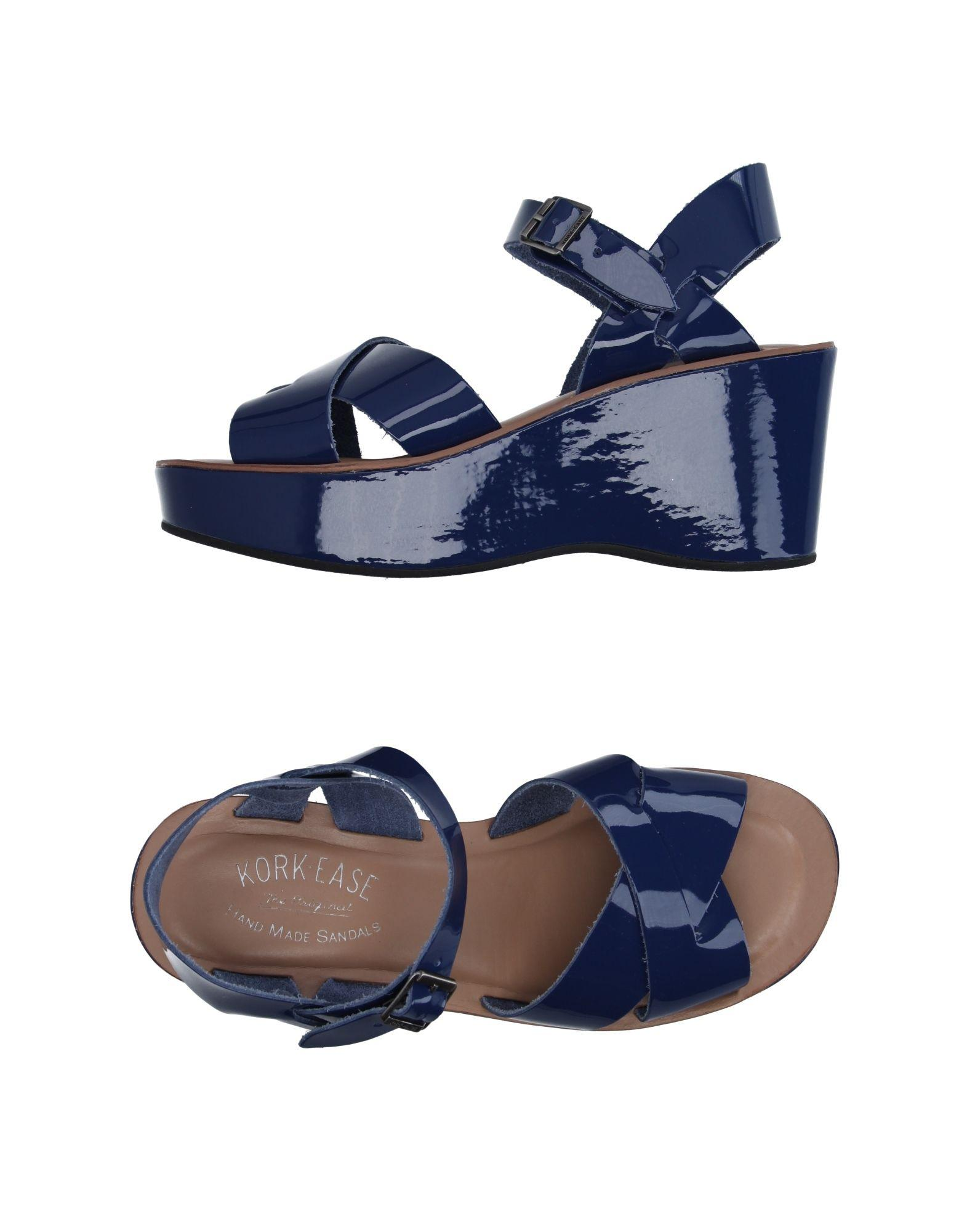 9f2c1b3d3 Lyst - Kork-Ease Sandals in Blue