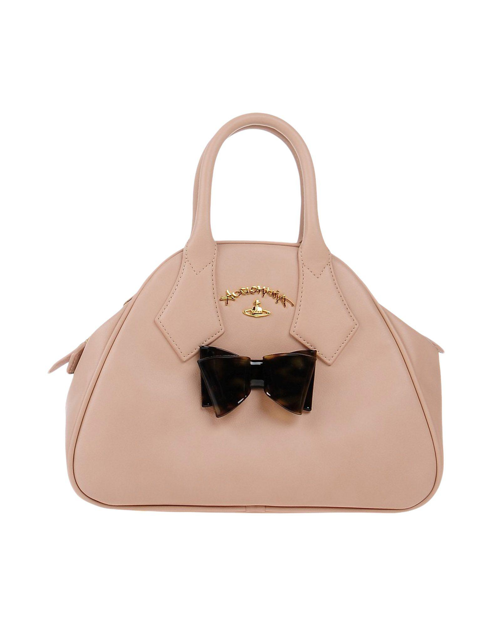 b0dc40adcd Vivienne Westwood Anglomania Handbags in Pink - Lyst