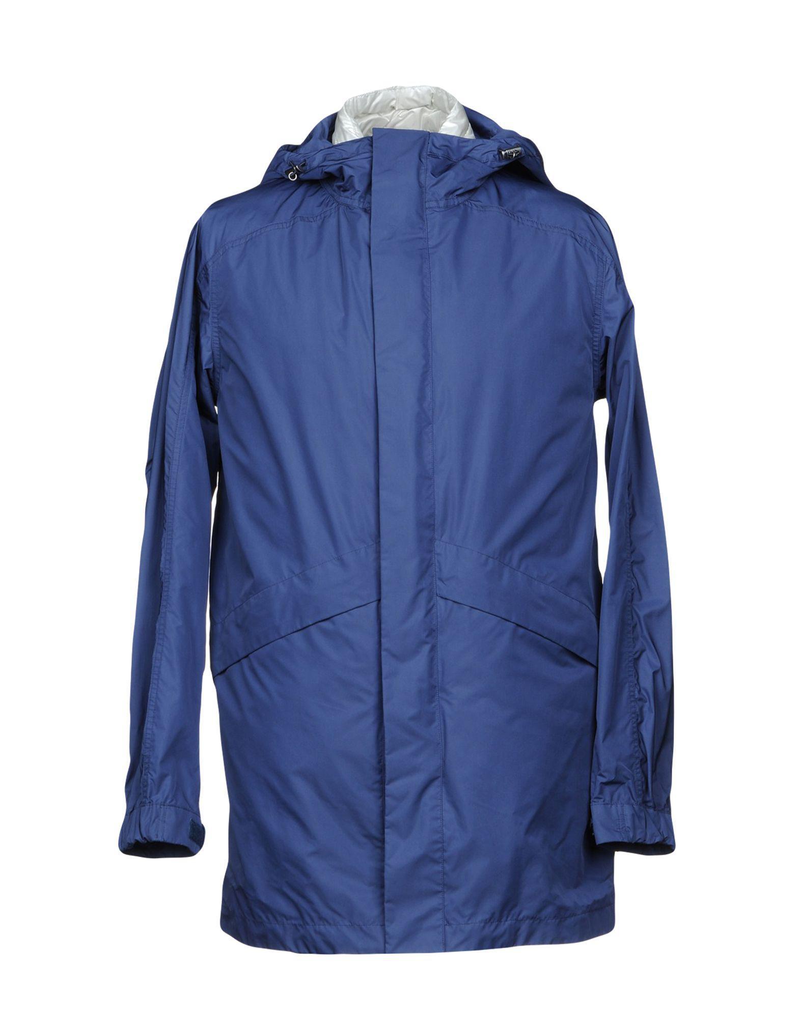 Lyst colmar down jacket in blue for men for Blue piscine colmar