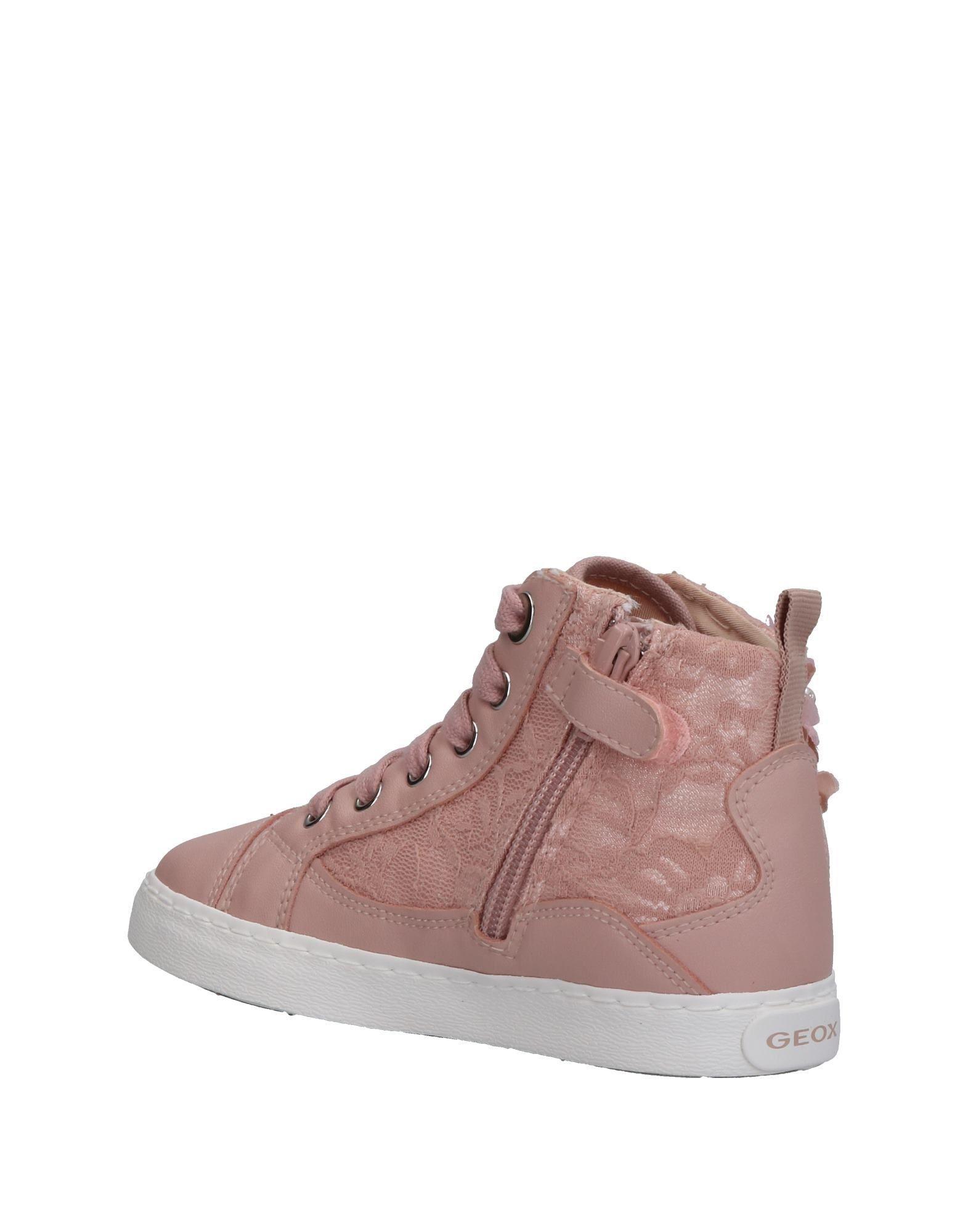 Geox High-tops & Sneakers in Pink