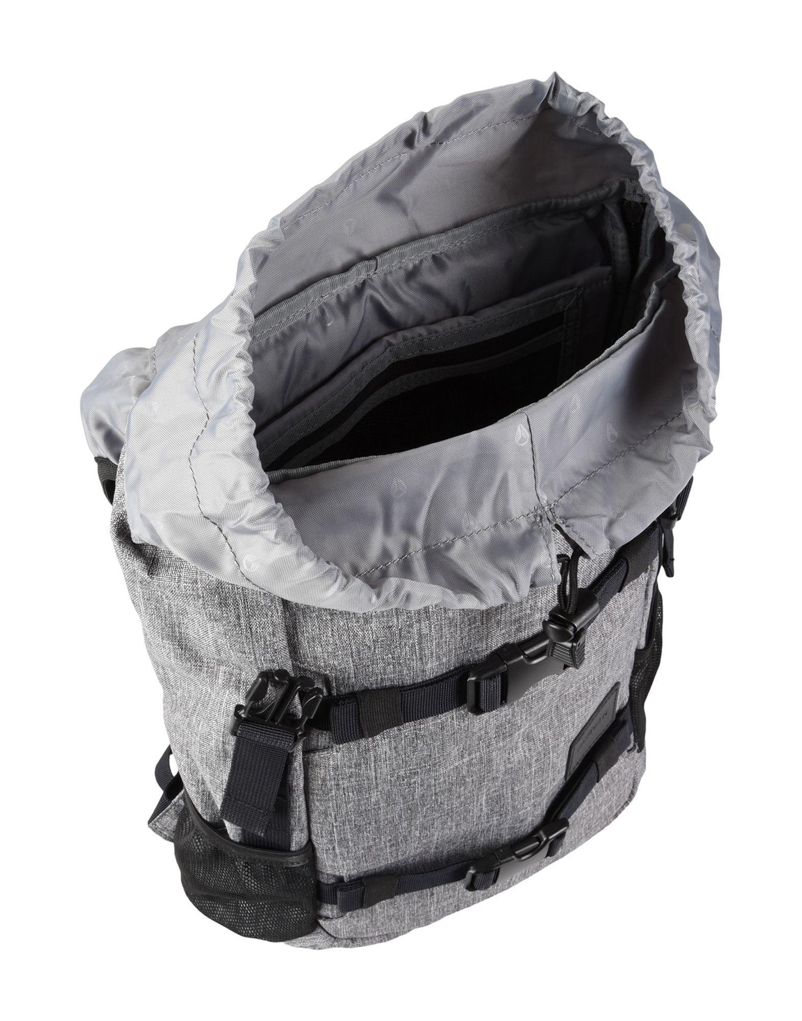 Nixon Canvas Backpacks & Bum Bags in Grey (Grey) for Men
