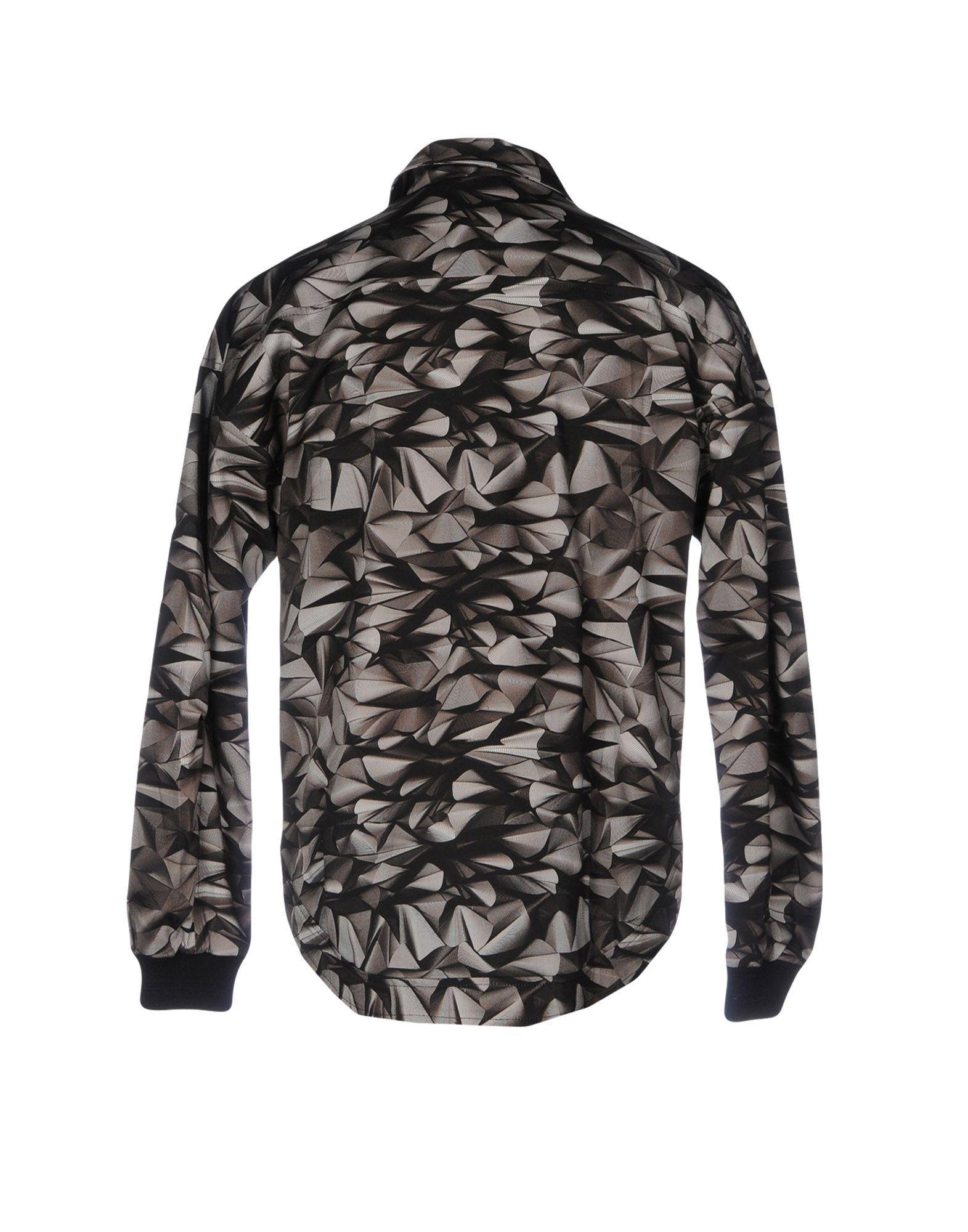 MariusPetrus Cotton Jacket in Black for Men
