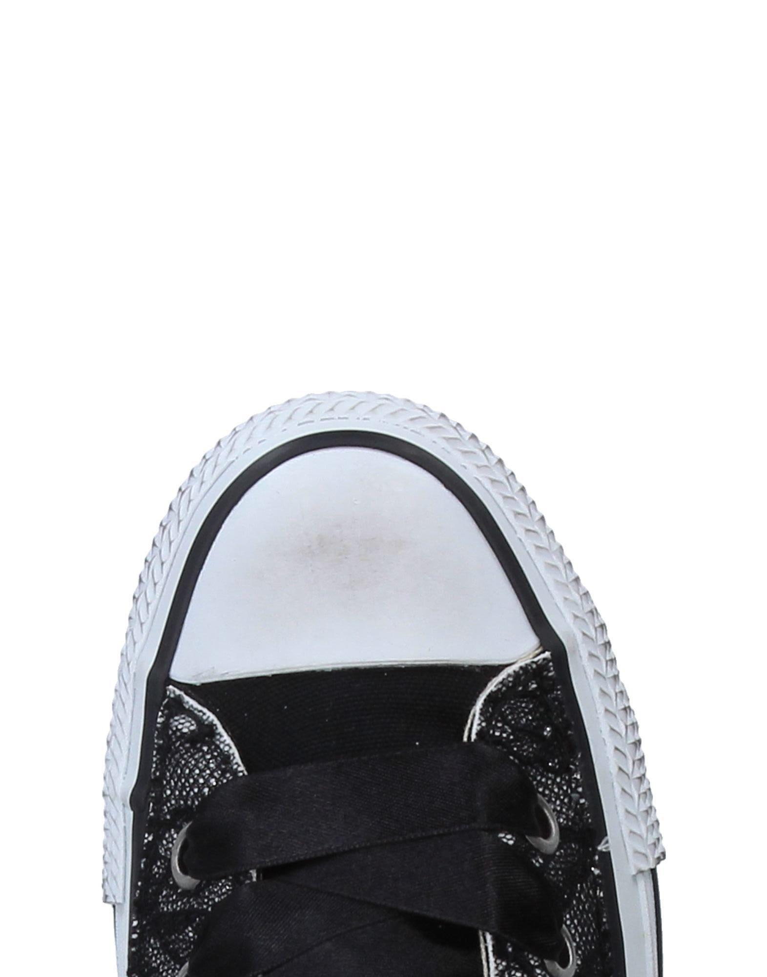 Converse Lace High-tops & Sneakers in Black