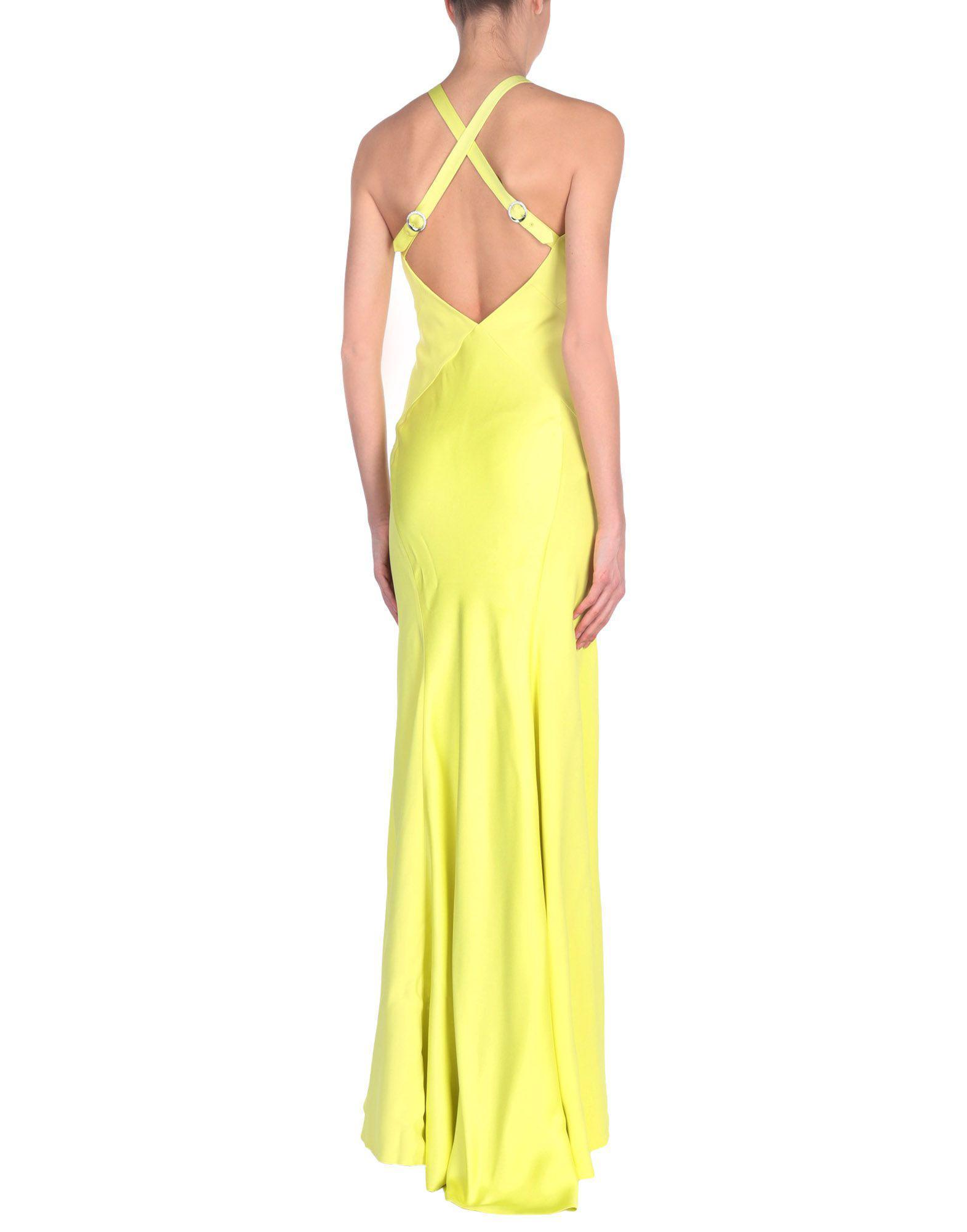 b4f3839c Women's Yellow Long Dress