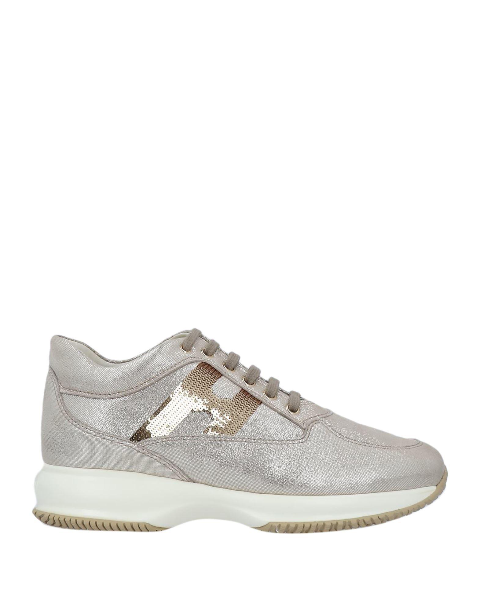 Hogan Sneakers in Platinum (Grey) - Lyst