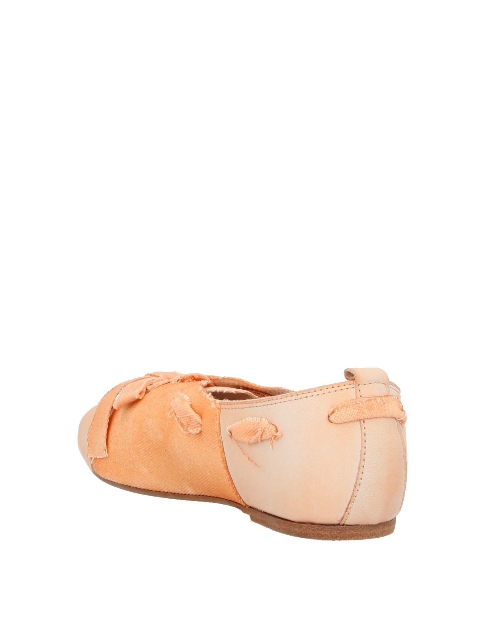 Zapatos de cordones CafeNoir de Cuero