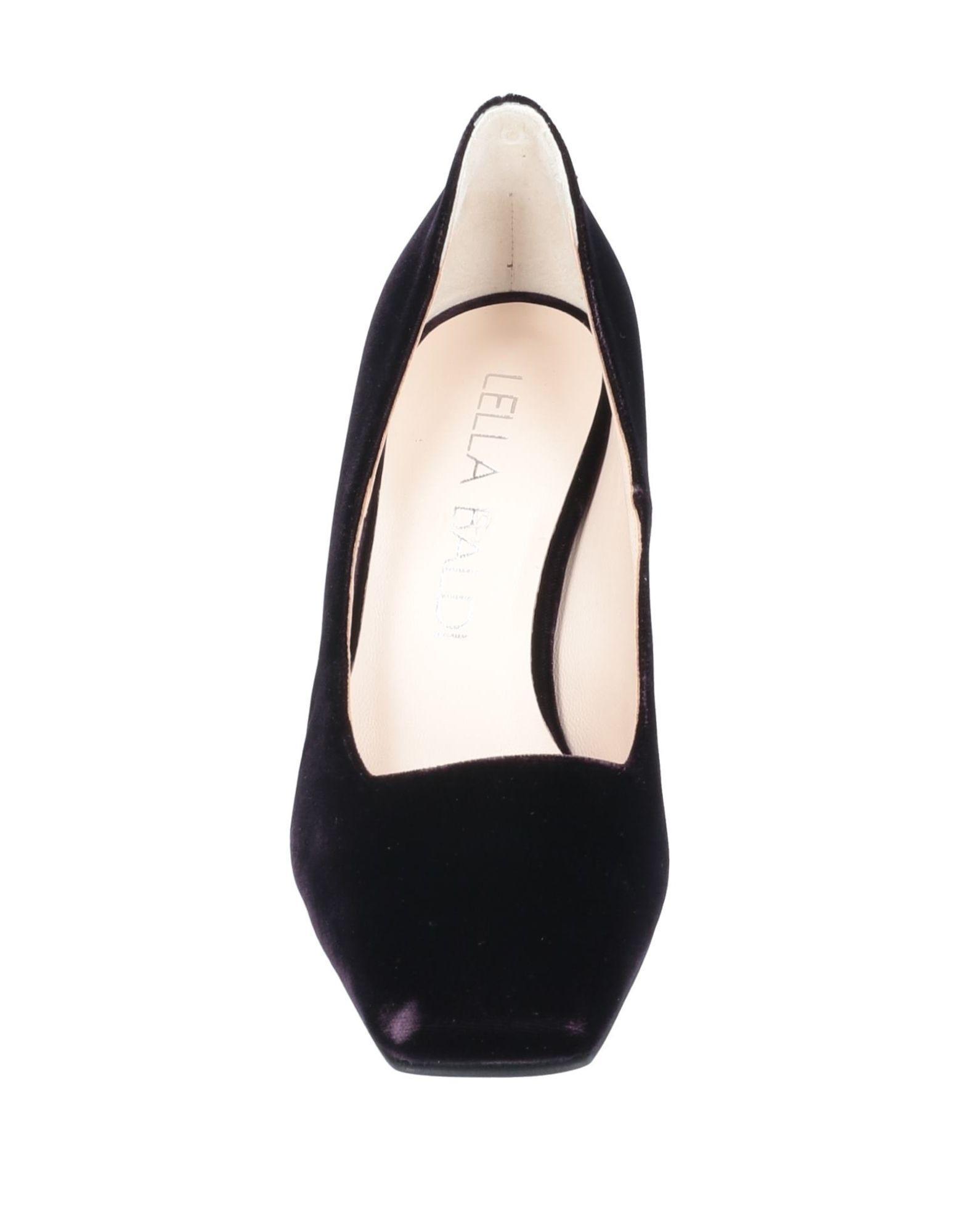 Zapatos de salón Lella Baldi de color Negro