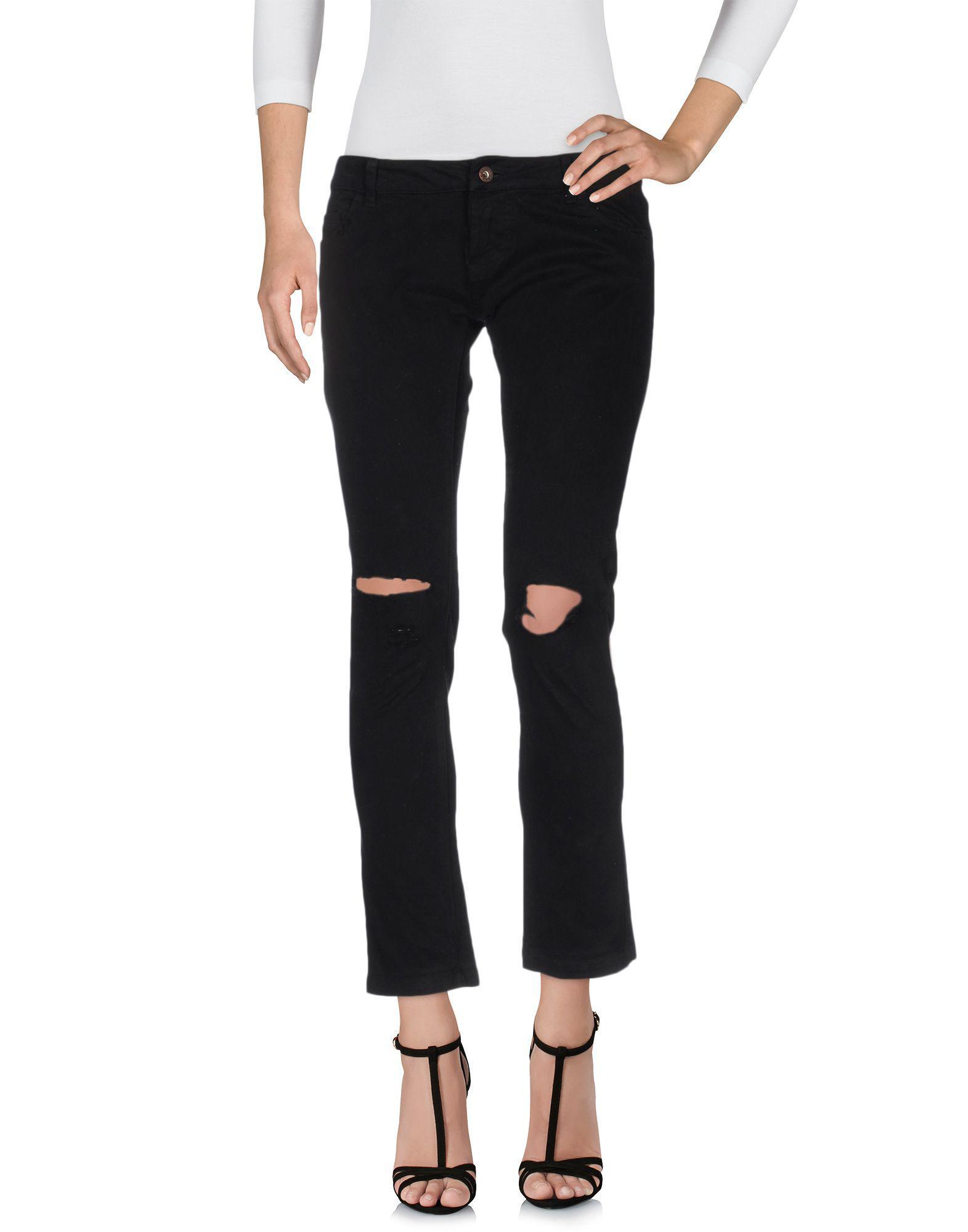 DENIM - Denim trousers Macchia j Cheap Really vgkZx