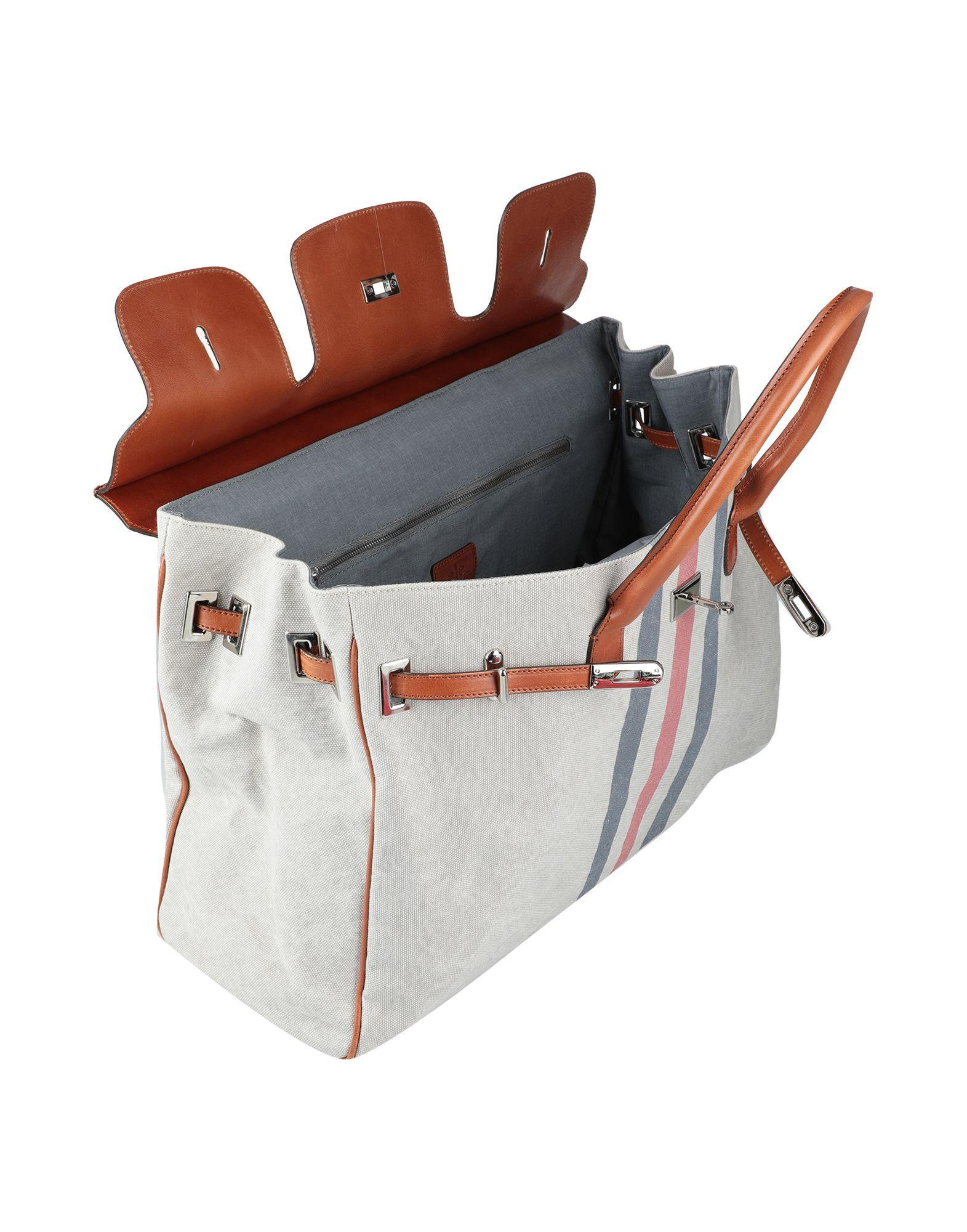Eleventy Baumwolle Handtaschen in Natur für Herren KdNgA