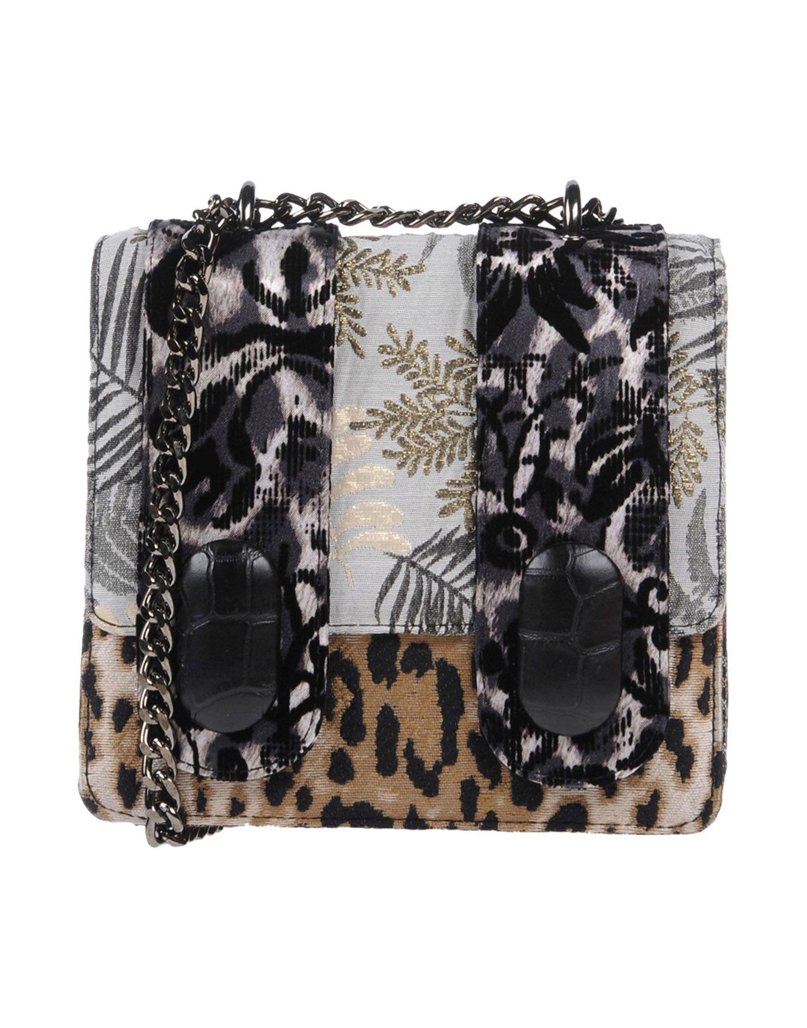 HANDBAGS - Cross-body bags Antonio Marras Huge Surprise Online Grey Outlet Store Online Multi Coloured Sale Pick A Best Outlet Best Prices xrd279r