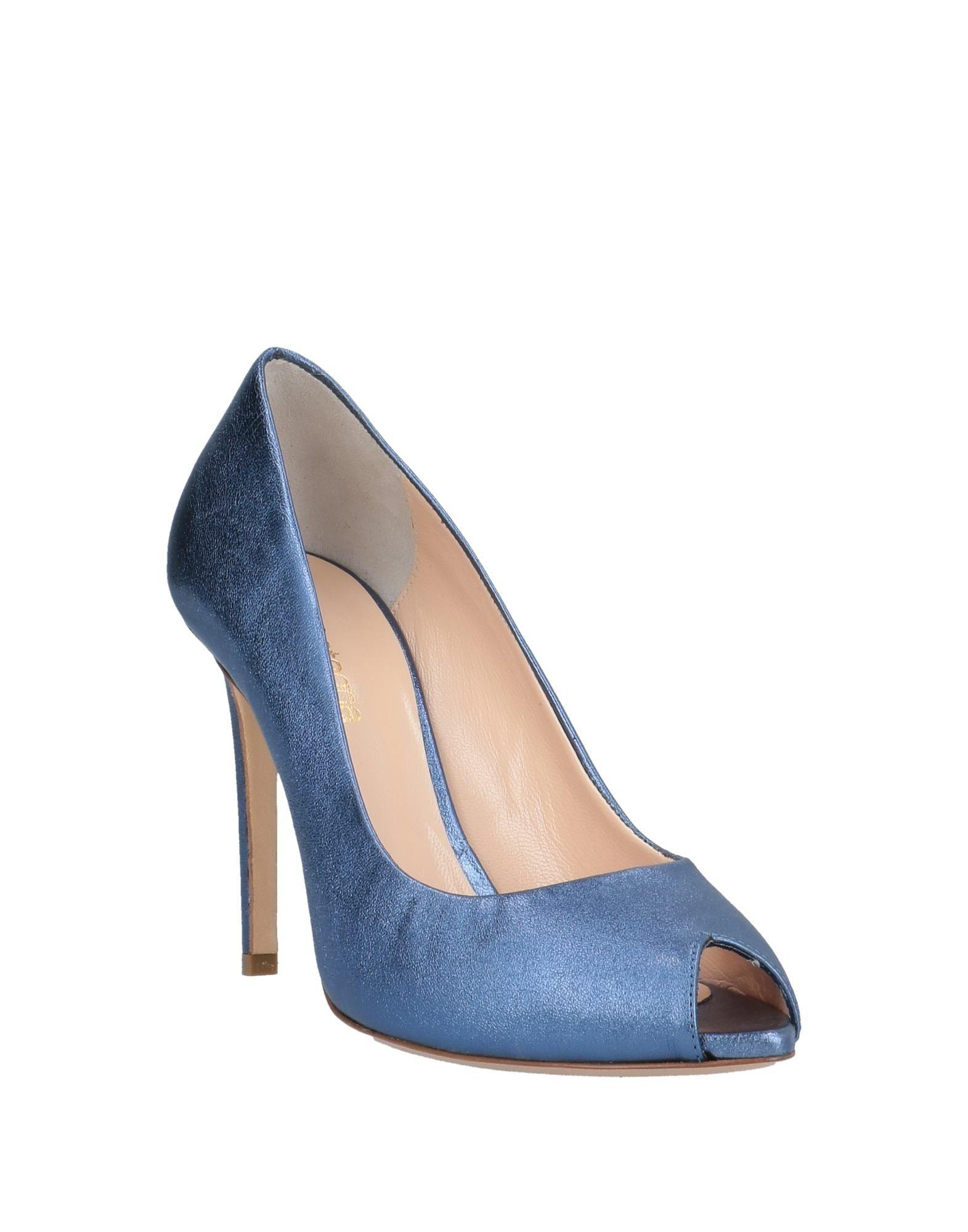 Zapatos de salón Aldo Castagna de color Azul