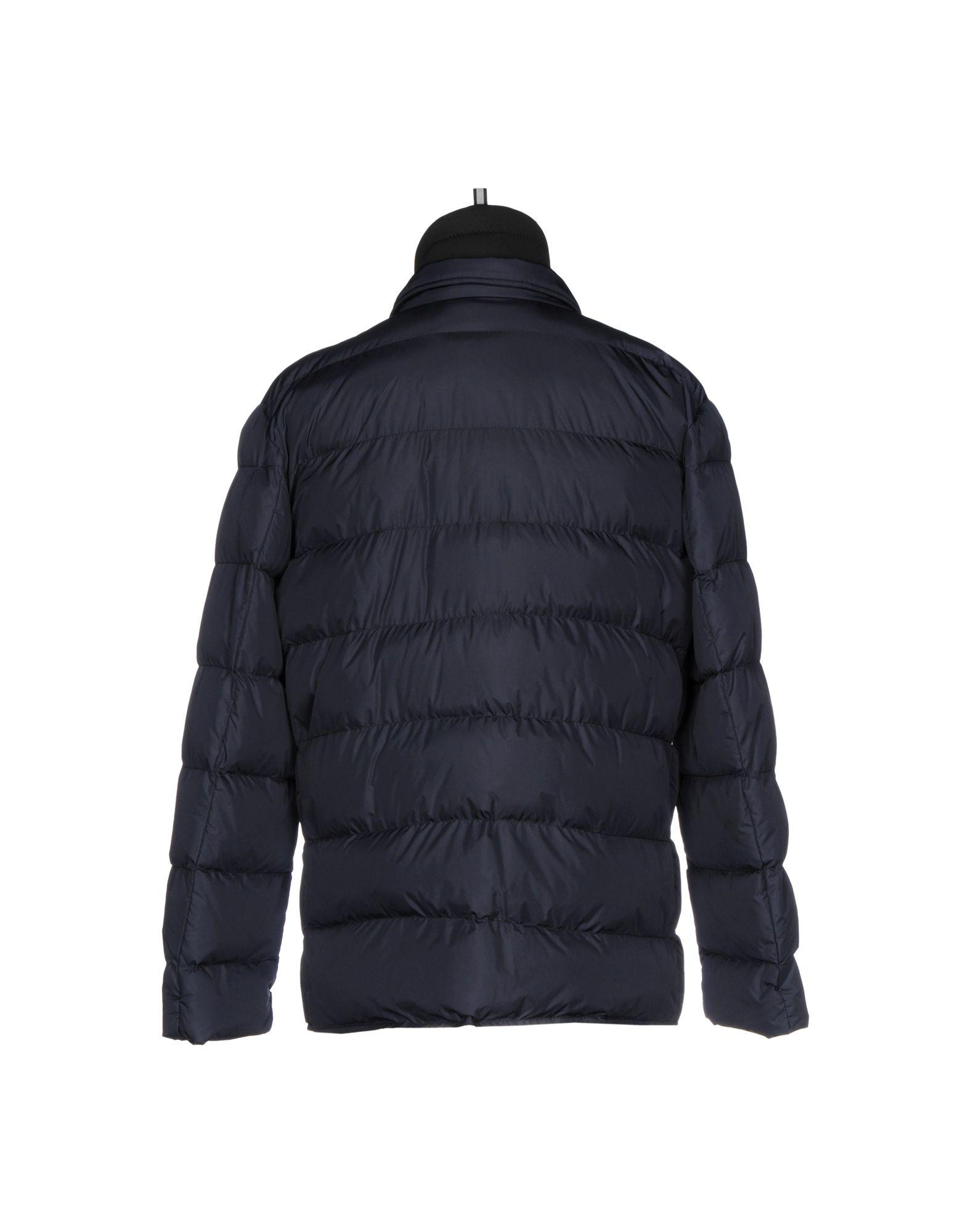 Love Moschino Neoprene Jacket in Dark Blue (Blue) for Men