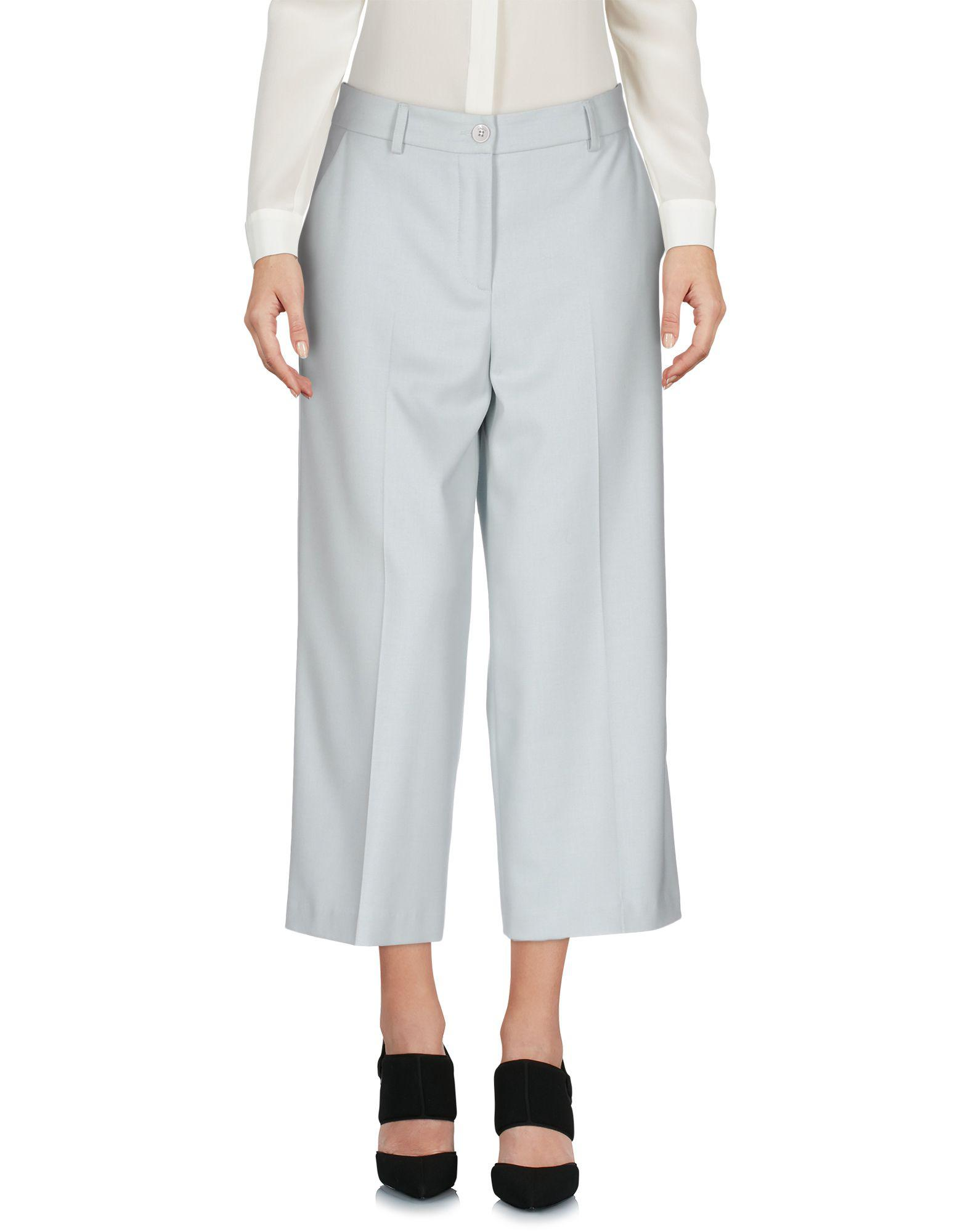 TROUSERS - 3/4-length trousers Anneclaire xO3H2dZ4WC