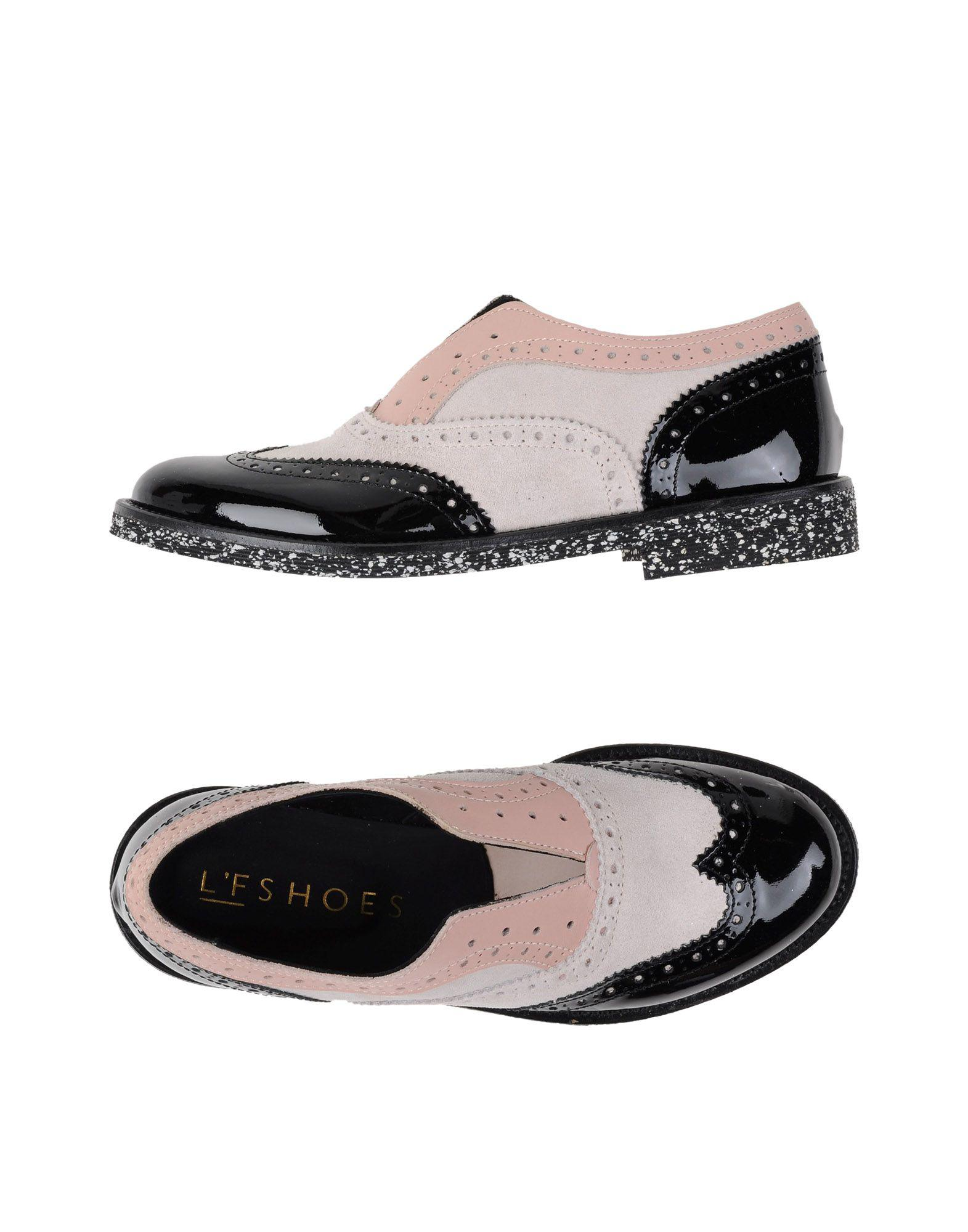 3e32f1427f5c16 Lyst - L f Shoes Loafer in Black