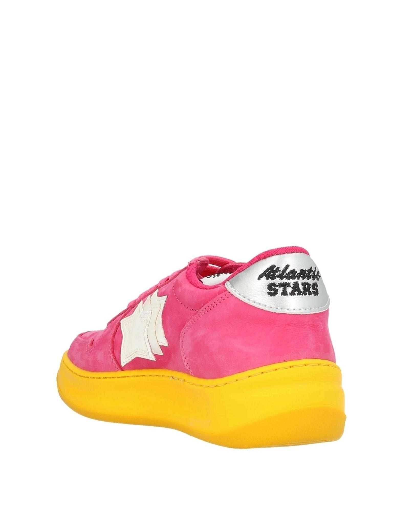 Sneakers & Deportivas Atlantic Stars de Cuero de color Rosa