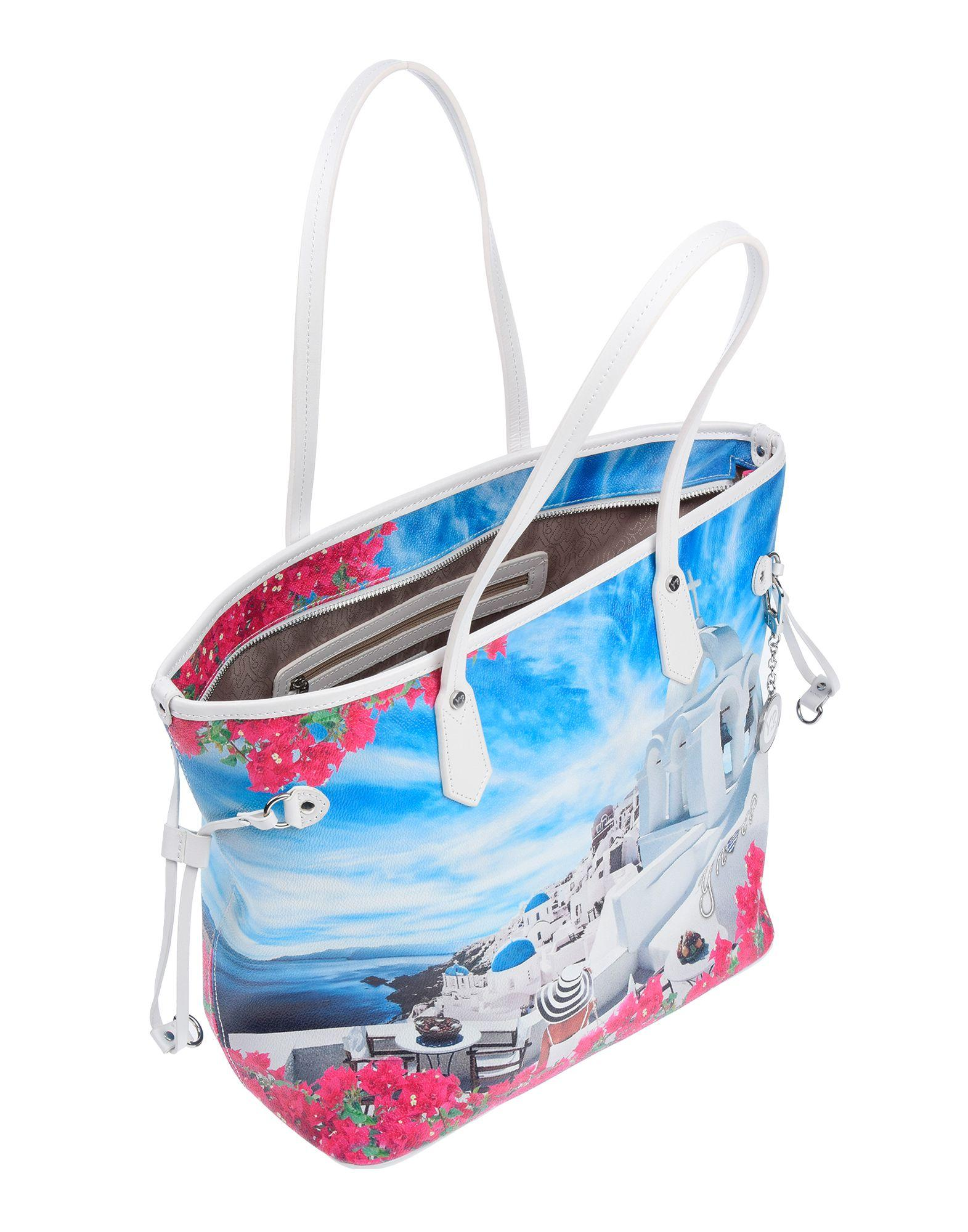 0cfe255c2e7f Y Not? ? Handbag in Blue - Lyst