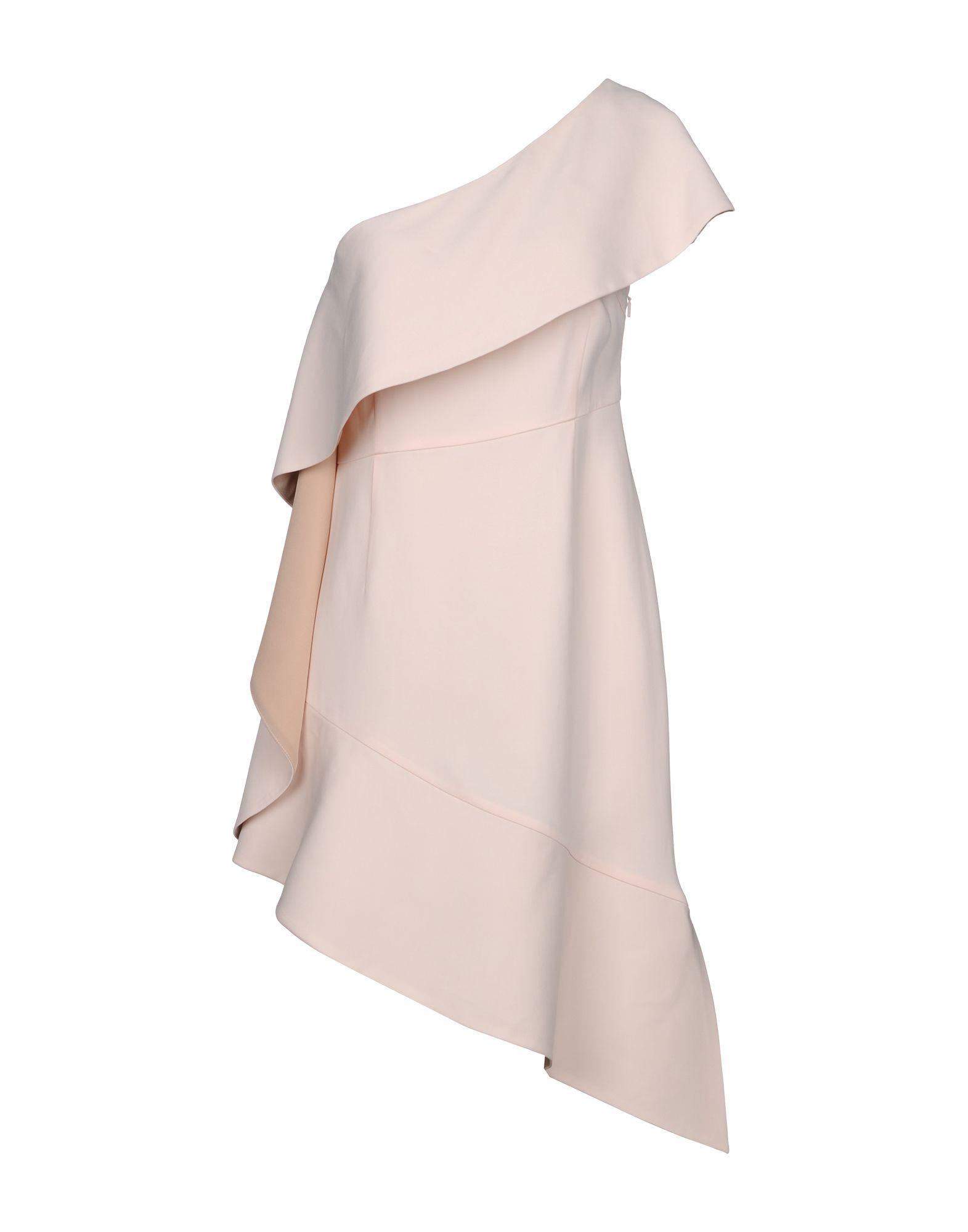 cf4bd5a73f Lyst - Pinko Knee-length Dress in Pink