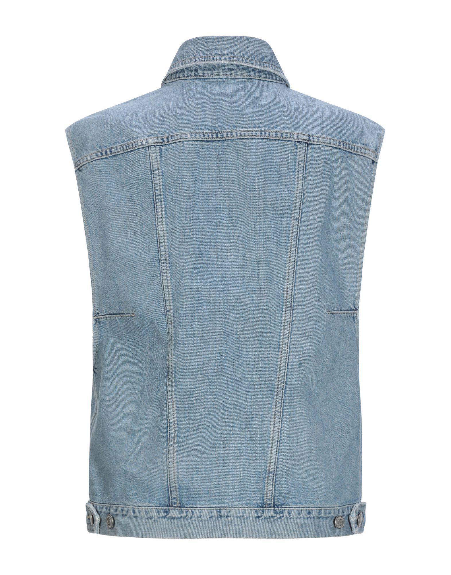 Manteau en jean Jean Mauro Grifoni en coloris Bleu 6Ragi