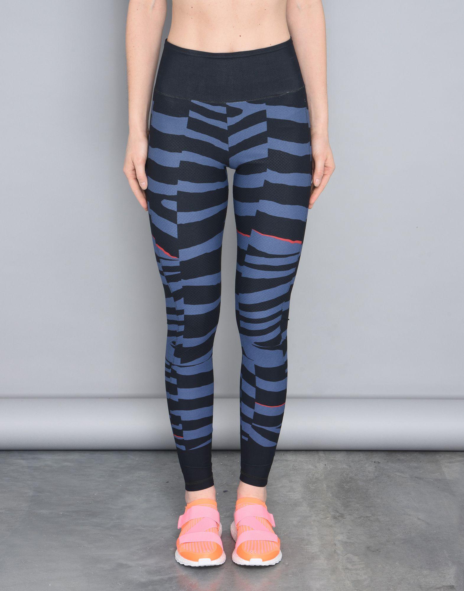 8a15415b09c185 Adidas By Stella McCartney - Blue Leggings - Lyst. View fullscreen