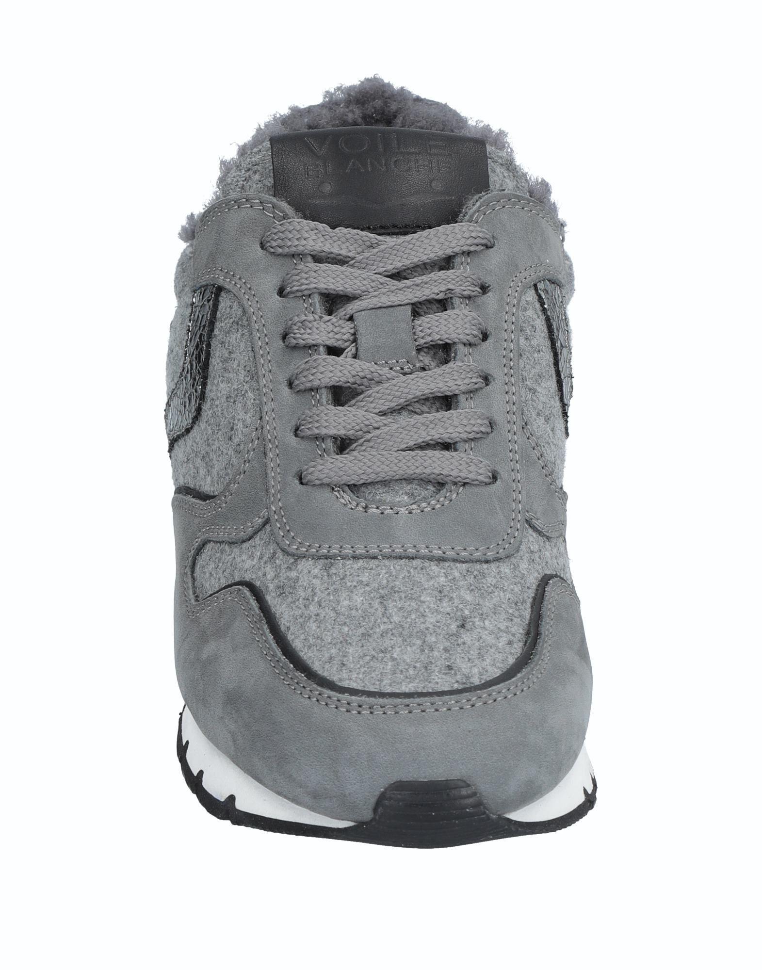 Voile Blanche Felt Low-tops & Sneakers in Grey (Grey)