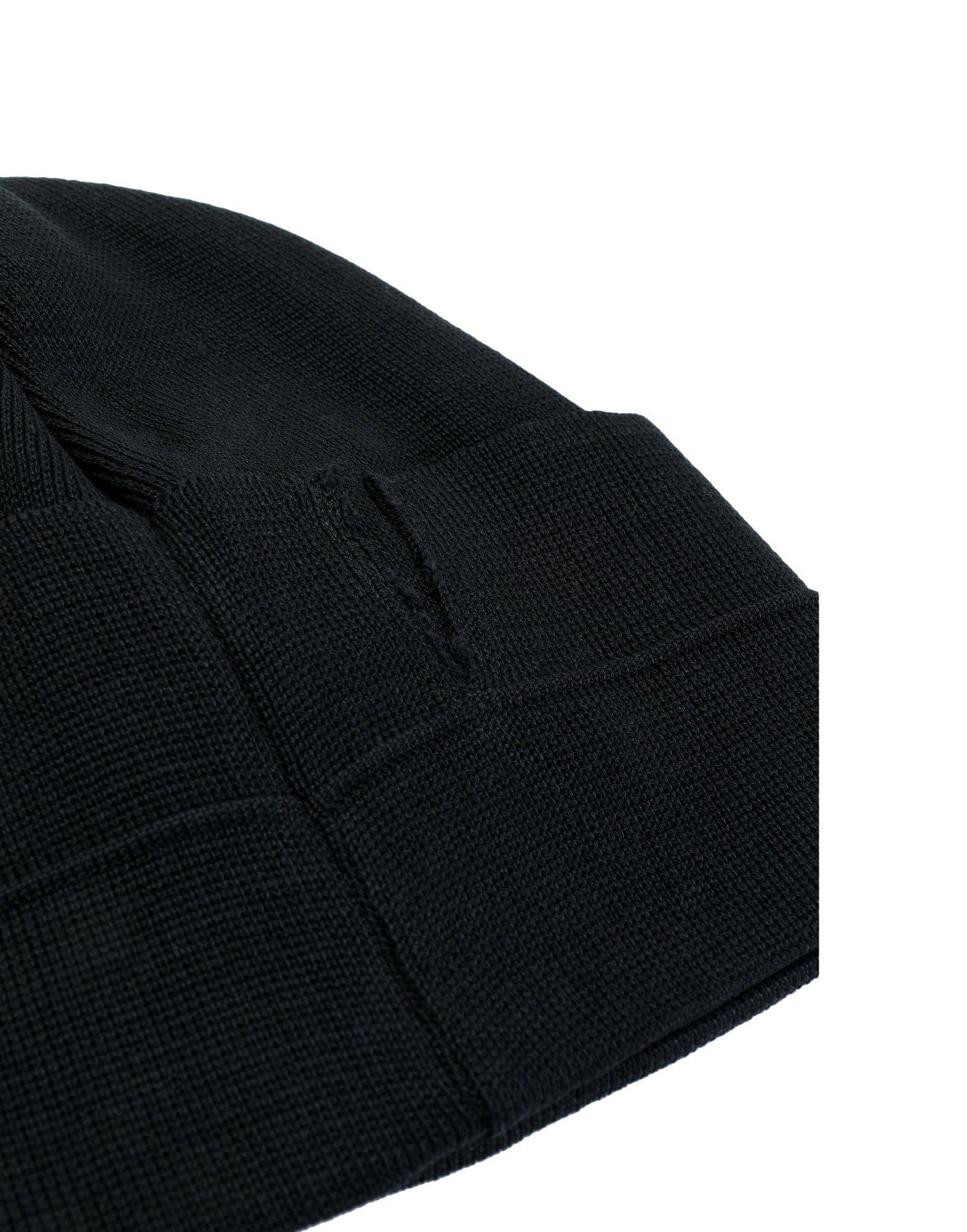 Lyst - Federica Moretti Hat in Black b5b397ea1ac3