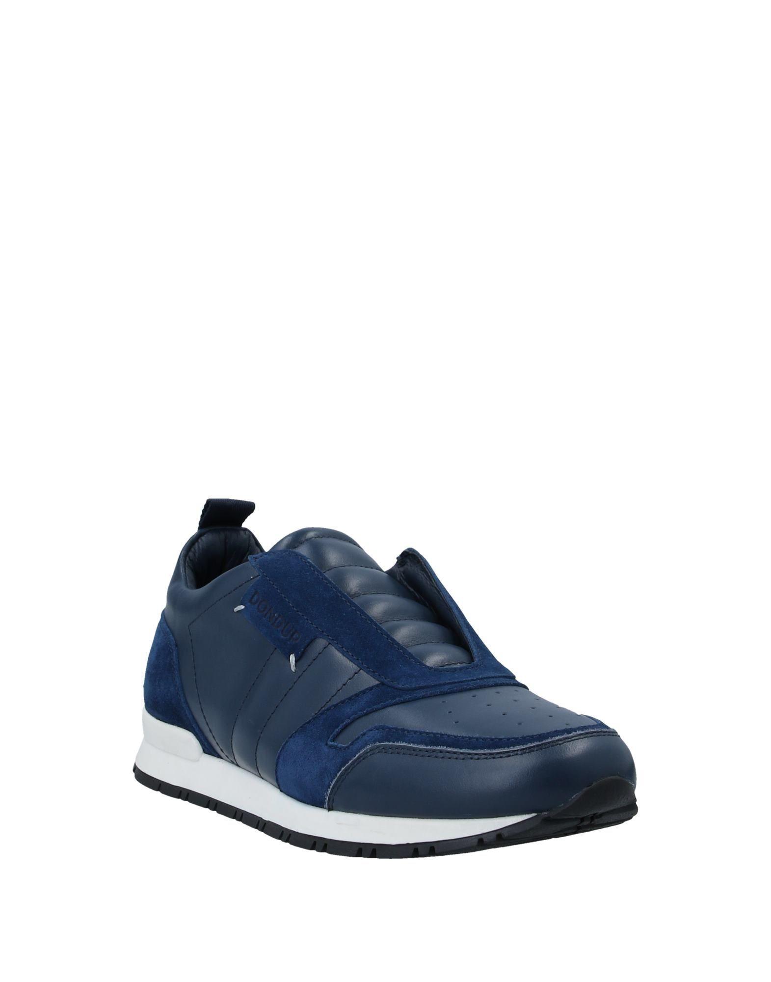 Sneakers & Deportivas Dondup de Cuero de color Azul