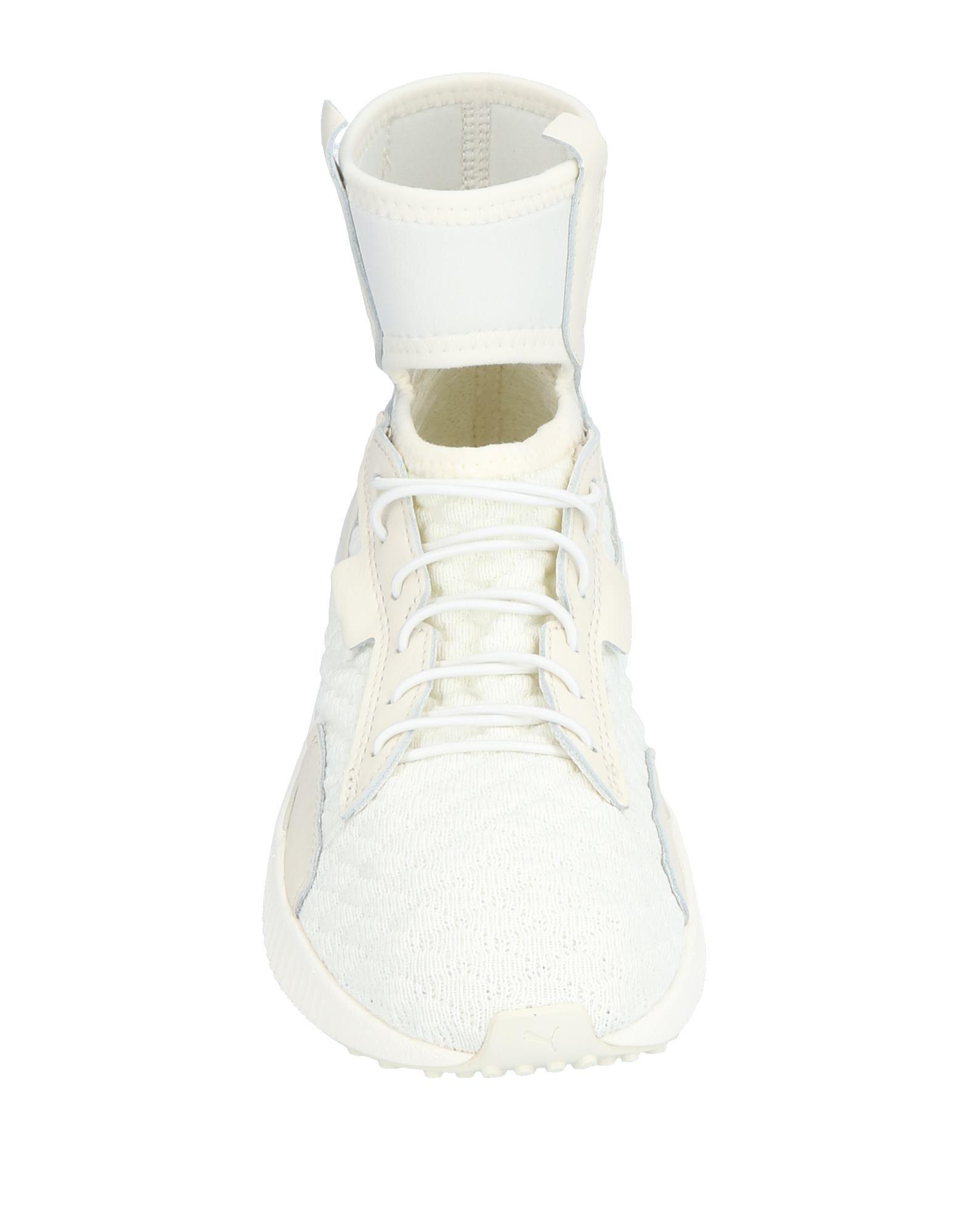 Fenty Neoprene High-tops & Sneakers in White