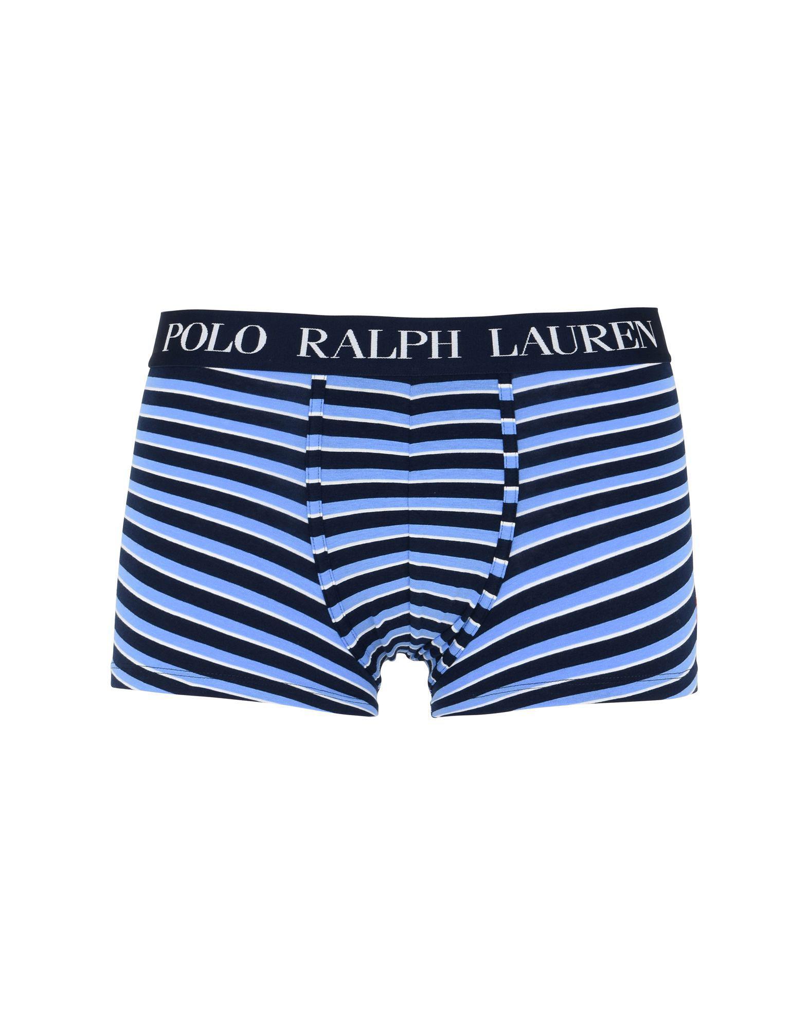 Polo Ralph Lauren - Blue Caleçon for Men - Lyst. Afficher en plein écran 489ac6e13a0