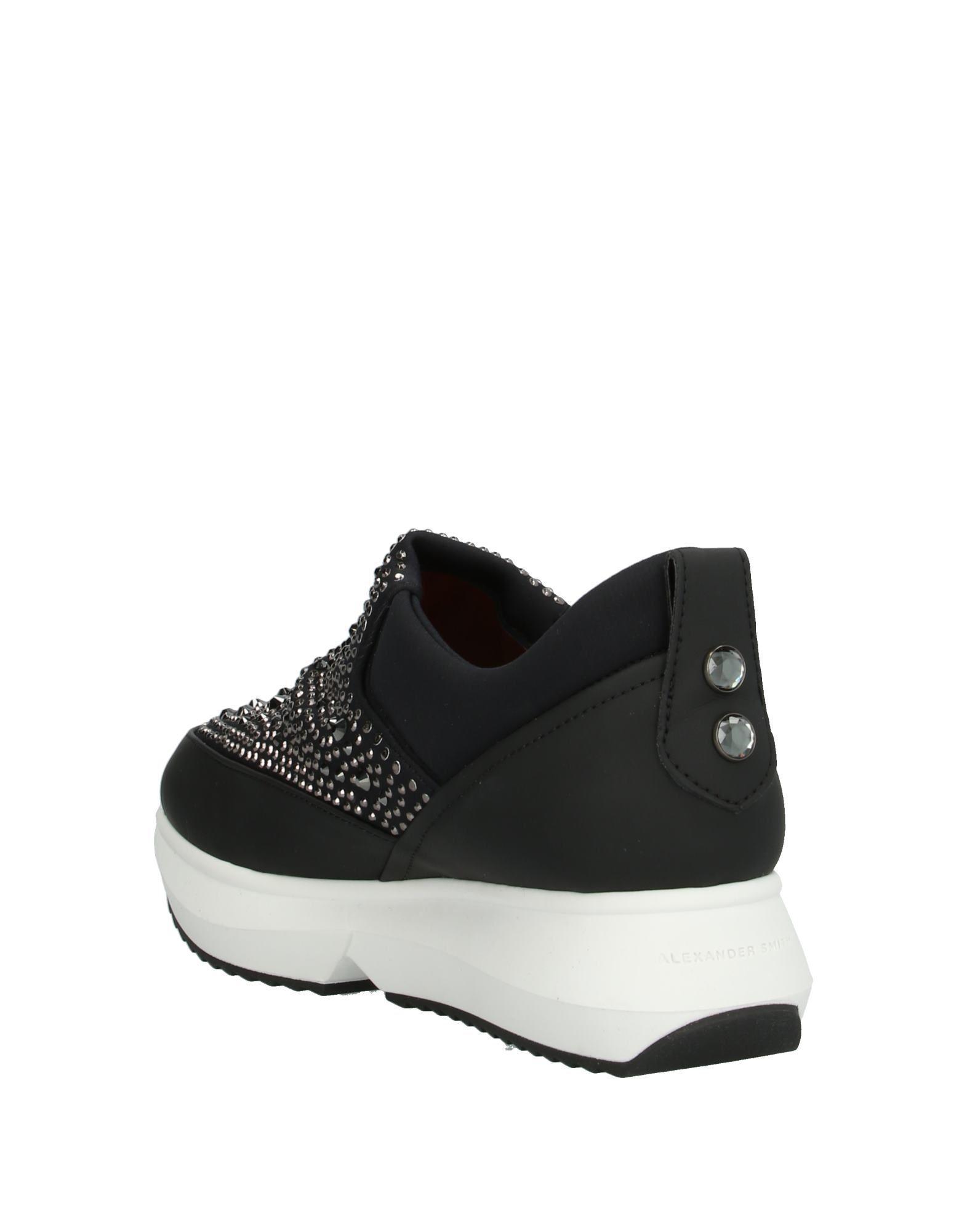 Sneakers & Deportivas Alexander Smith de color Negro