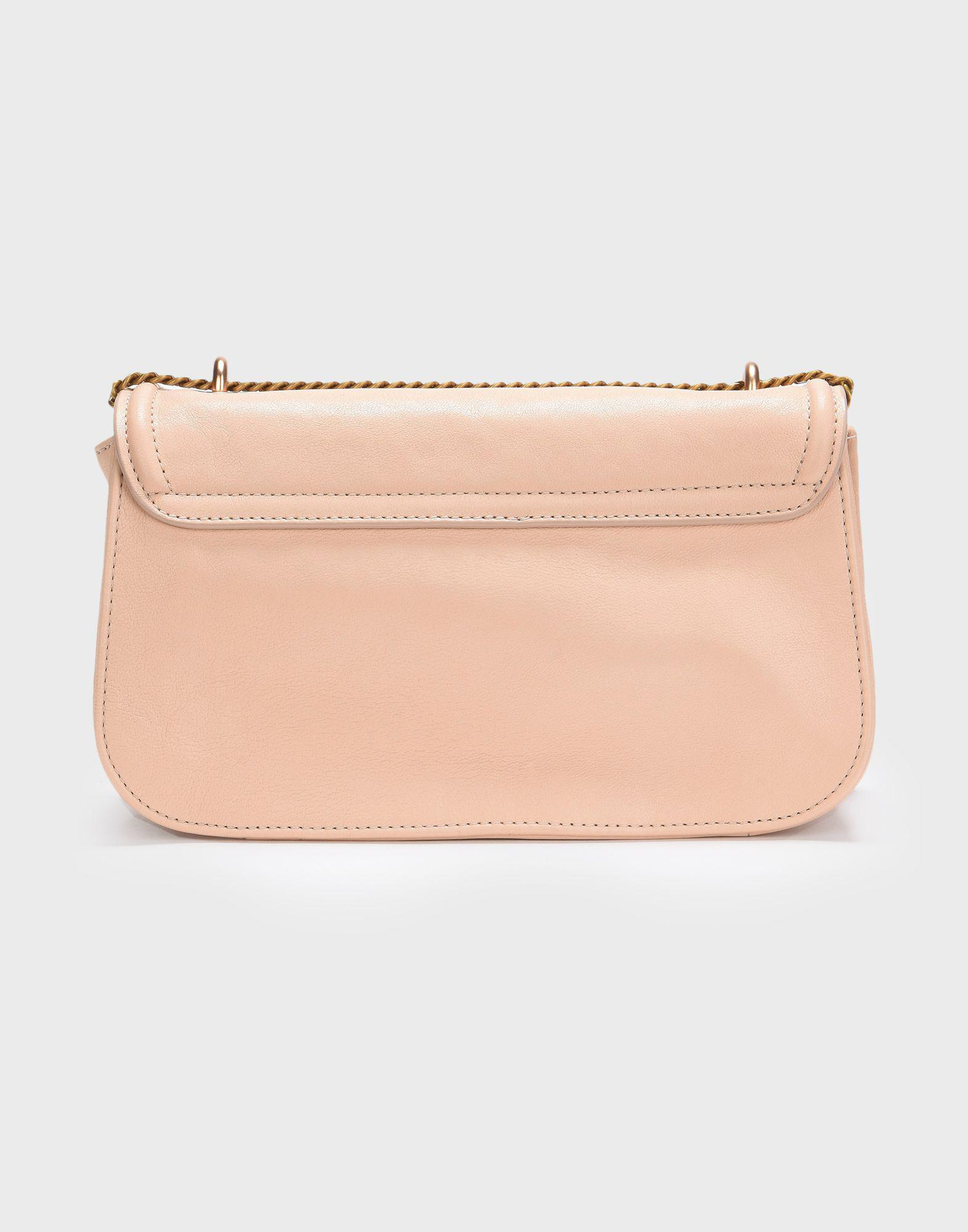 See By Chloé Leather Cross-body Bag in Natural
