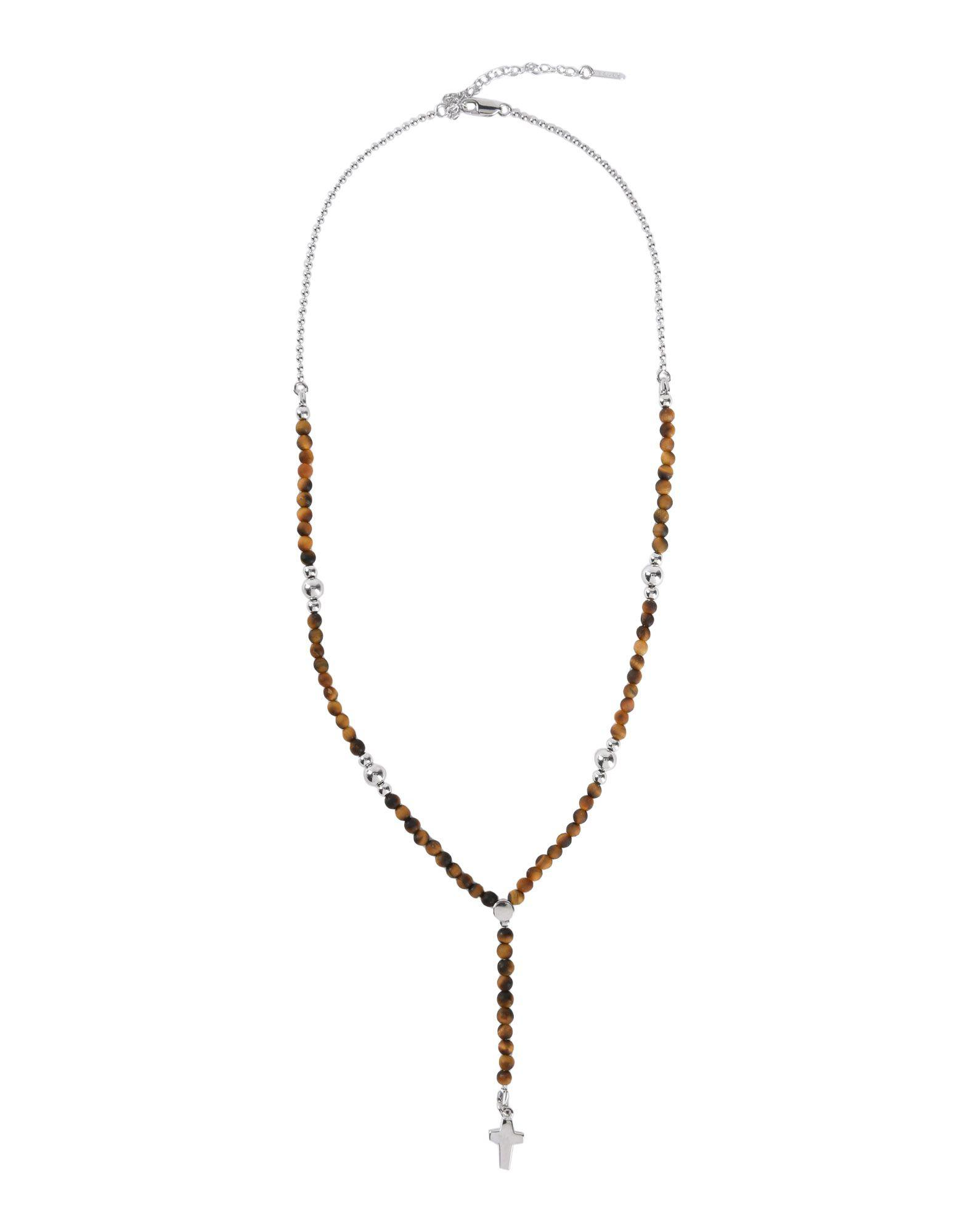 JACK&CO Necklace in Brown