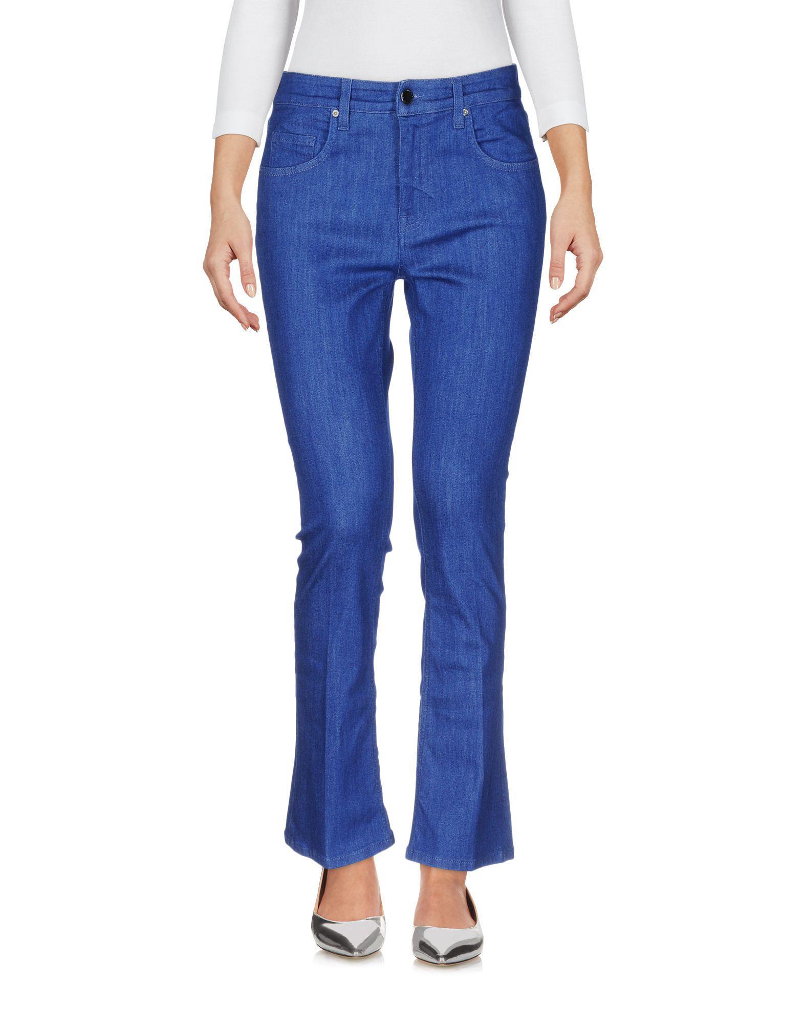 Victoria, Victoria Beckham Woman Cropped Appliquéd Bootcut Jeans Light Denim Size 25 Victoria Beckham