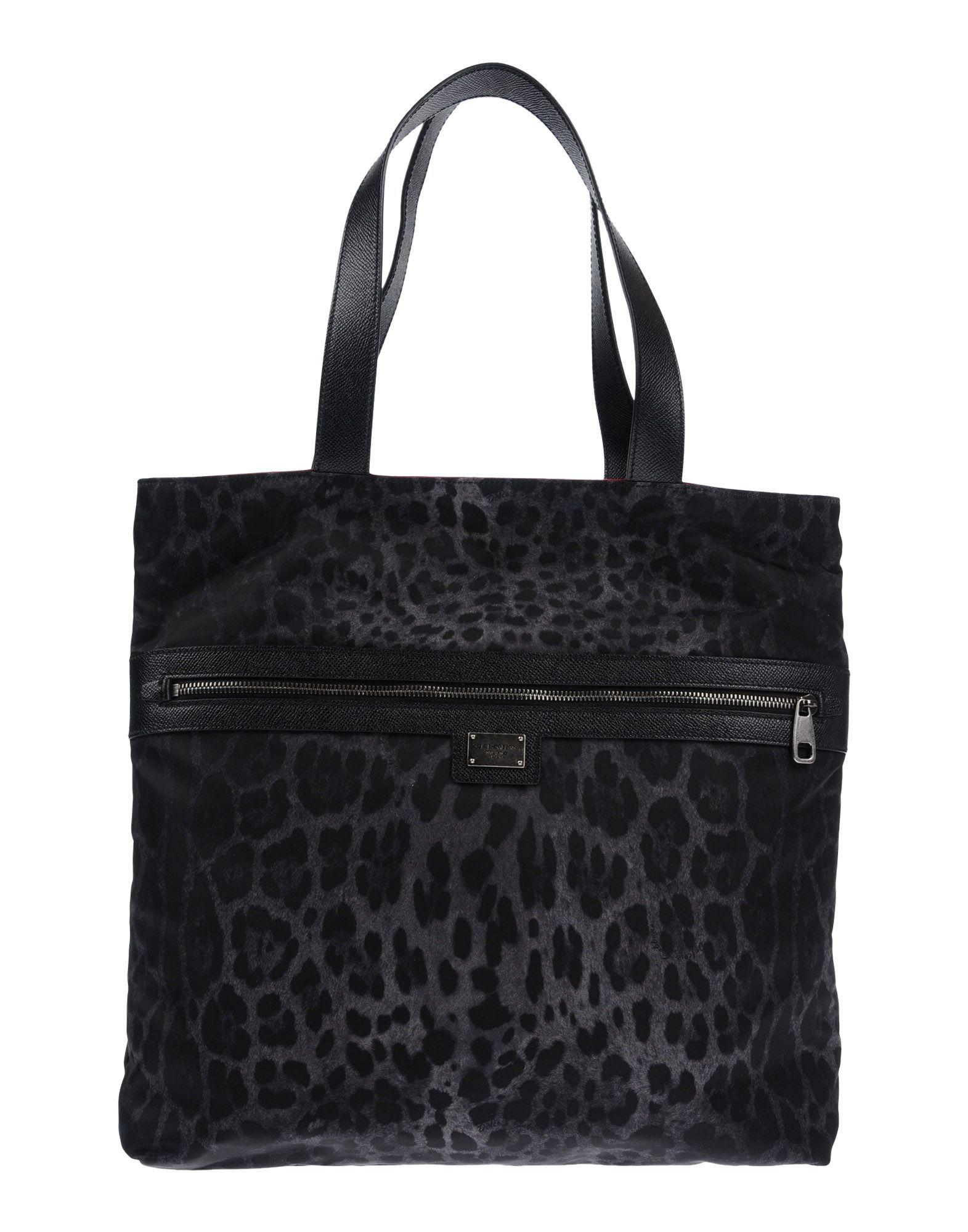 390901835760 Dolce   Gabbana Handbag in Black - Lyst