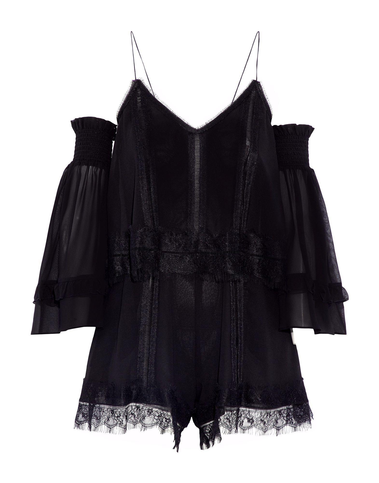 56391b7379a Lyst - Nicholas Jumpsuit in Black - Save 80%