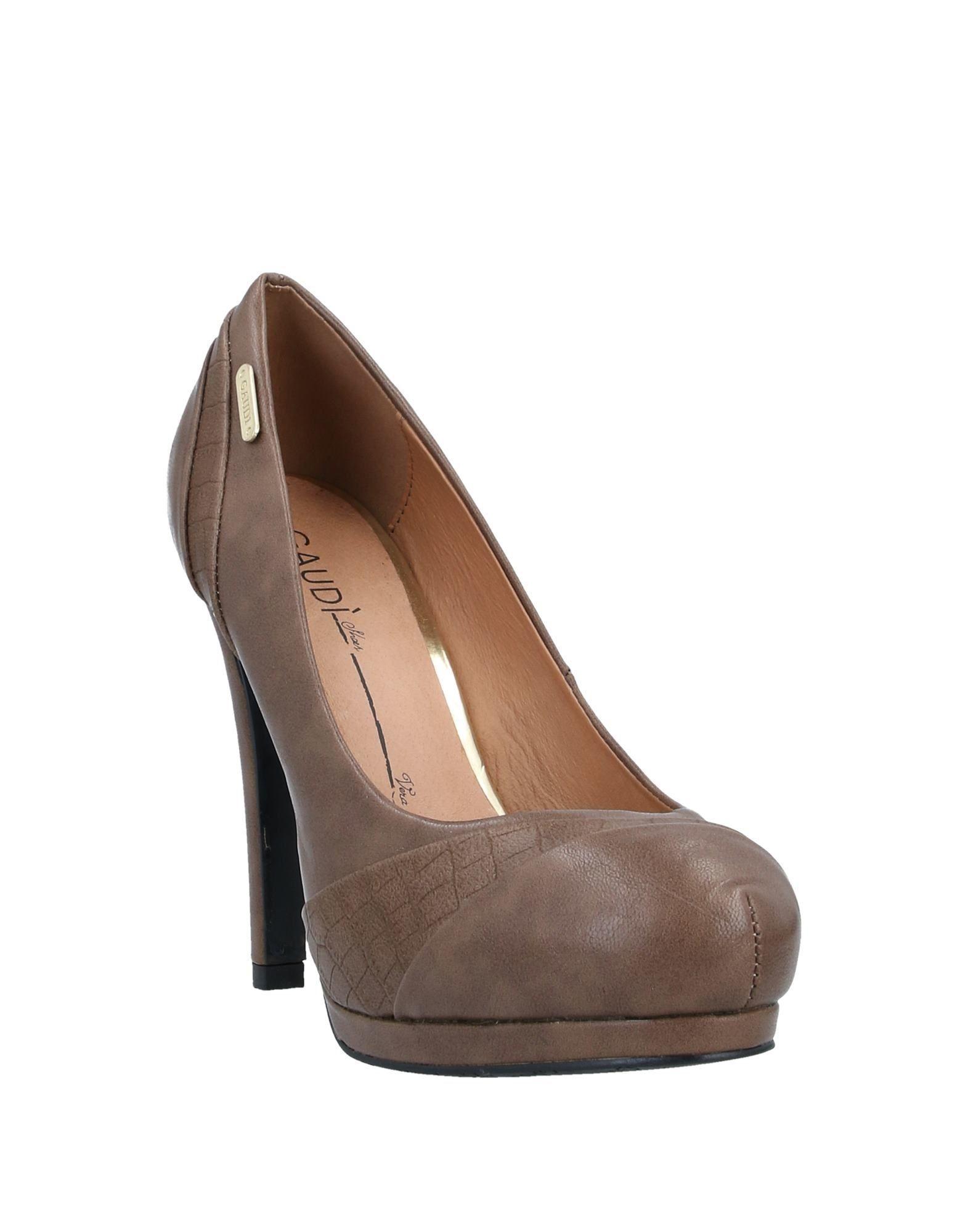 Zapatos de salón GAUDI de color Marrón