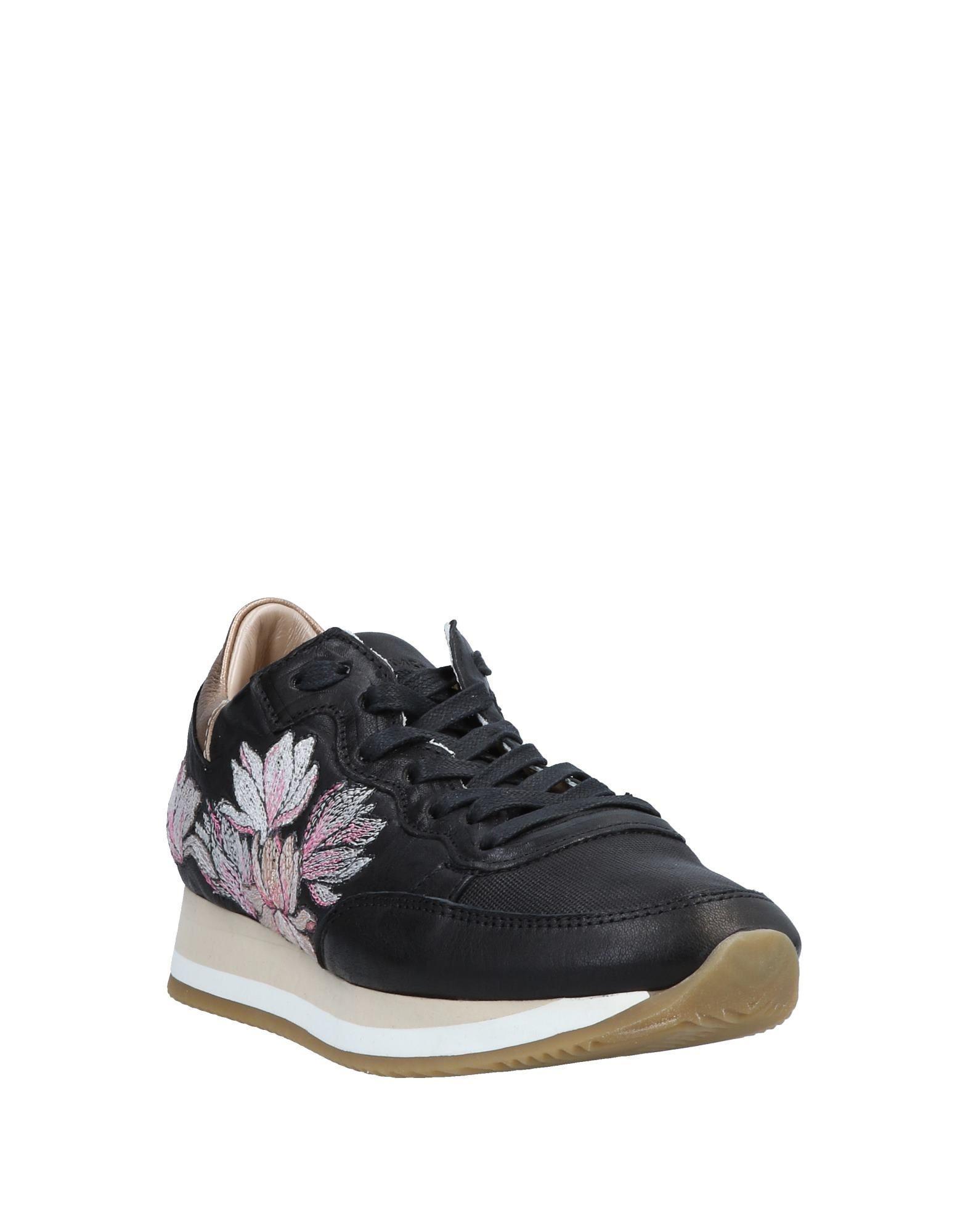 Sneakers & Deportivas Philippe Model de color Negro