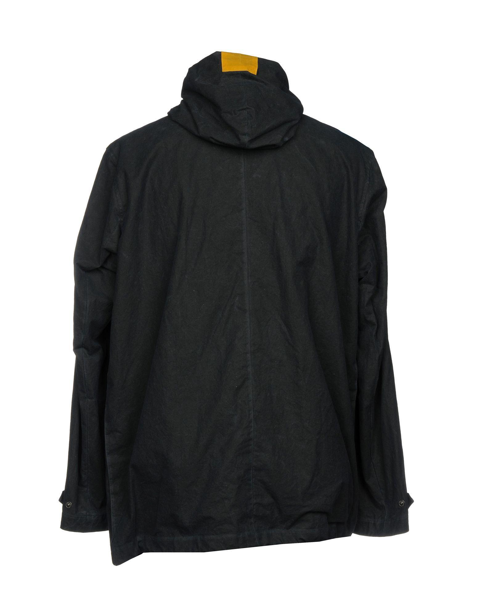 Albam Cotton Jacket in Dark Blue (Blue) for Men