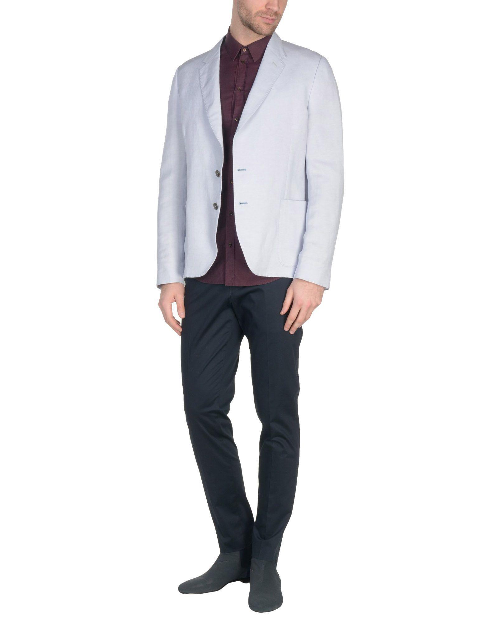 Paul Smith Linen Blazer in Lilac (Purple) for Men