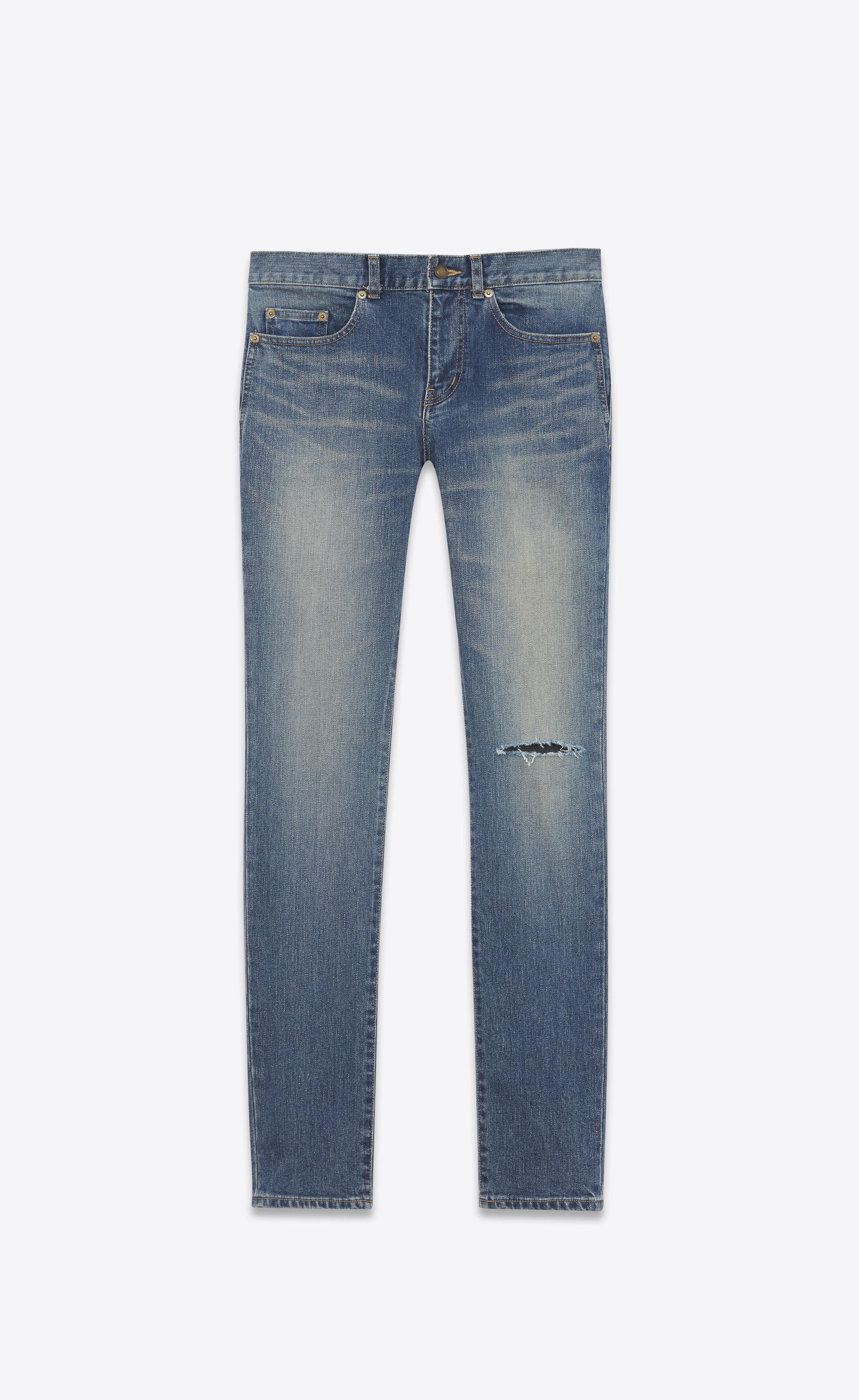 low waisted skinny jeans - Black Saint Laurent DfY0cnJb