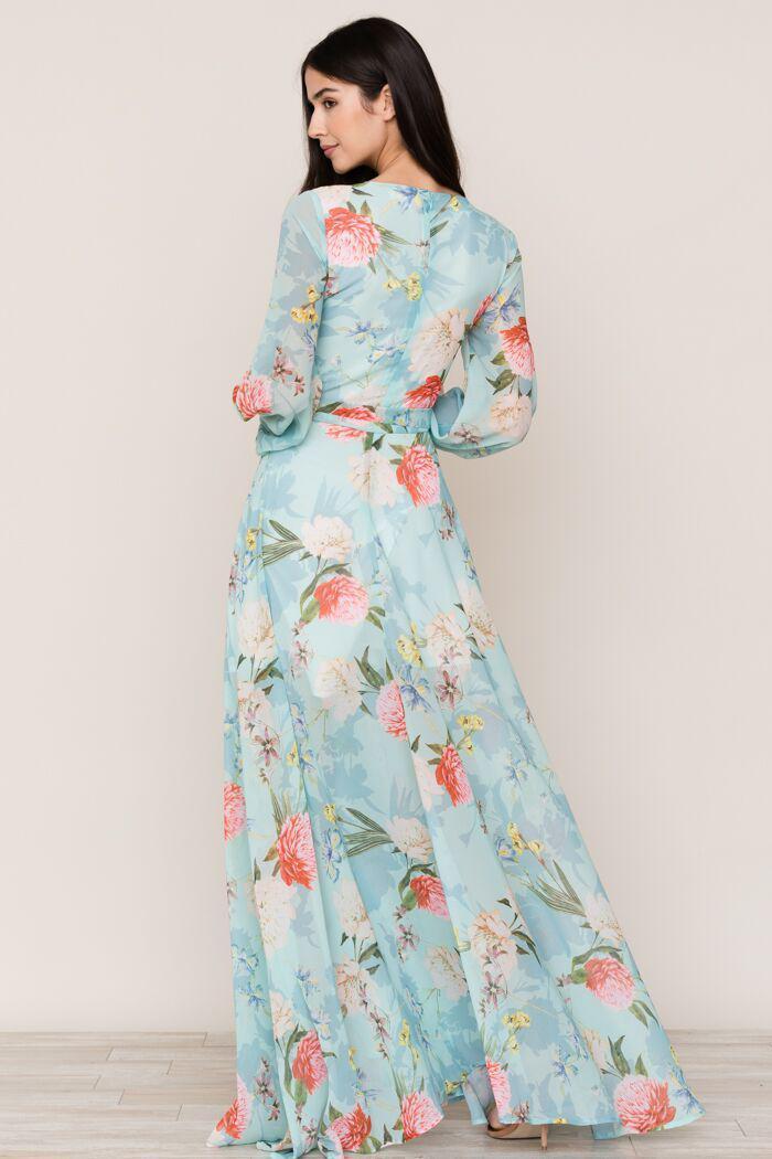 8323b387bf17 Yumi Kim - Blue Giselle Maxi Dress - Lyst. View fullscreen