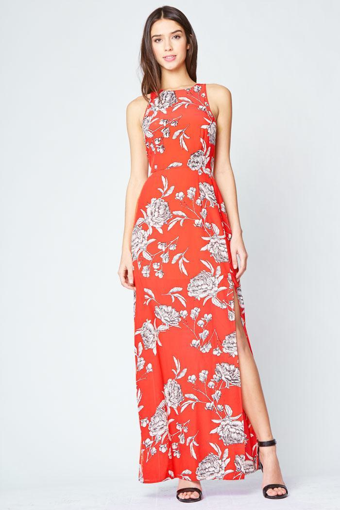 Lyst Yumi Kim Chelsea Silk Maxi Dress