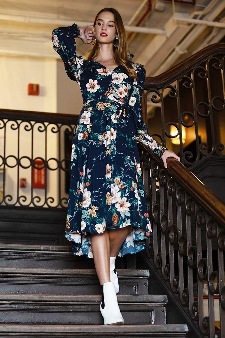 db2addebfab Yumi Kim Newbury Dress in Blue - Lyst