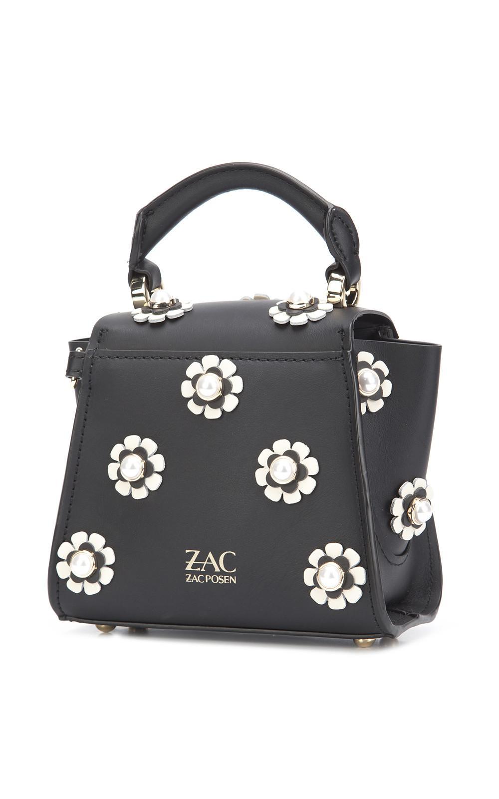 Lyst Zac Zac Posen Eartha Iconic Mini Top Handle With
