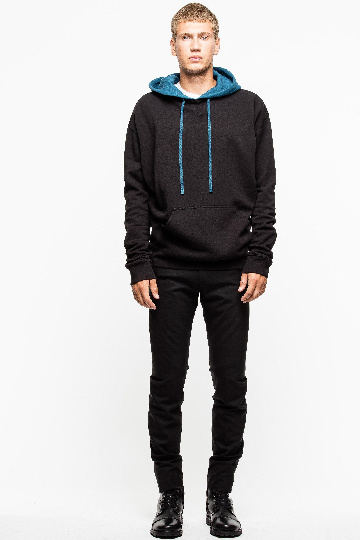 Homme Zadig Lyst amp; Sweatshirt Hood Pour Voltaire Spencer En qr0Ztzwn0