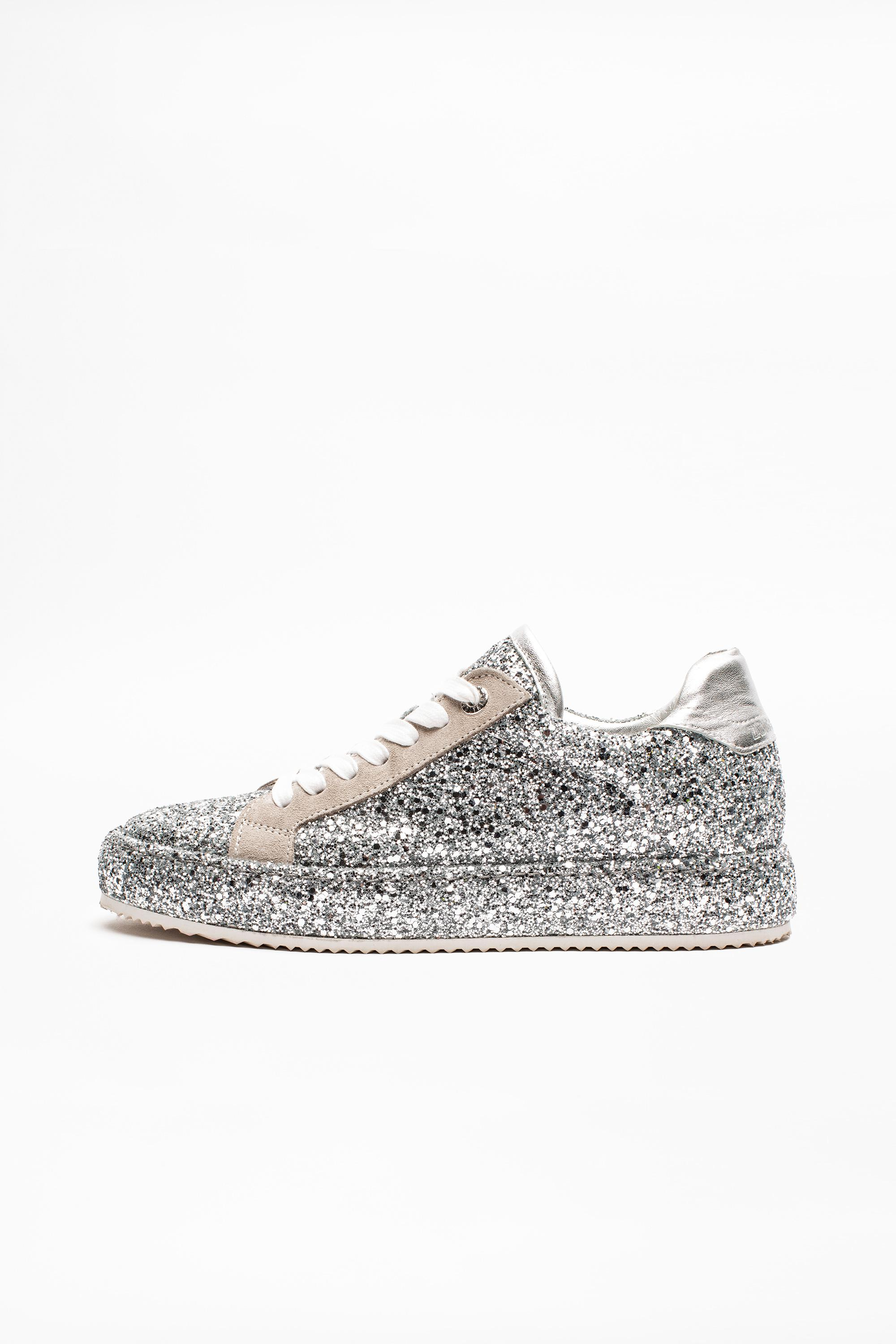 Zadig & Voltaire Women's ZV1747V Dream Lace Up Sneakers