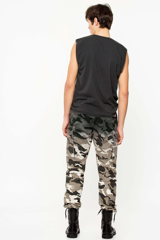 Zadig & Voltaire Pargo Pants in Black for Men
