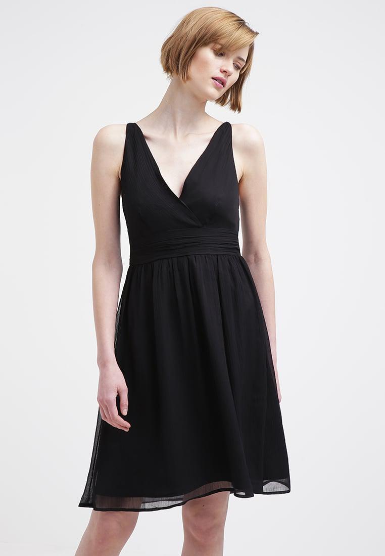 Vero Moda. Women's Black Vmjosephine Summer Dress