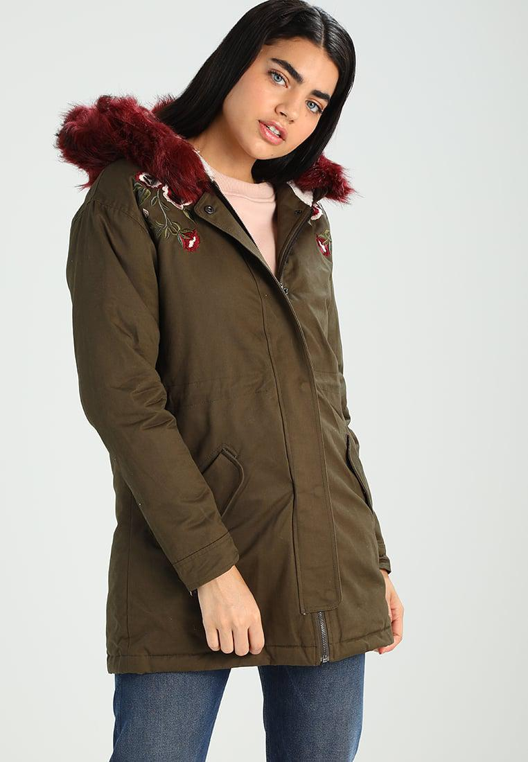 Bellfield. Women's Natural Errill Parka