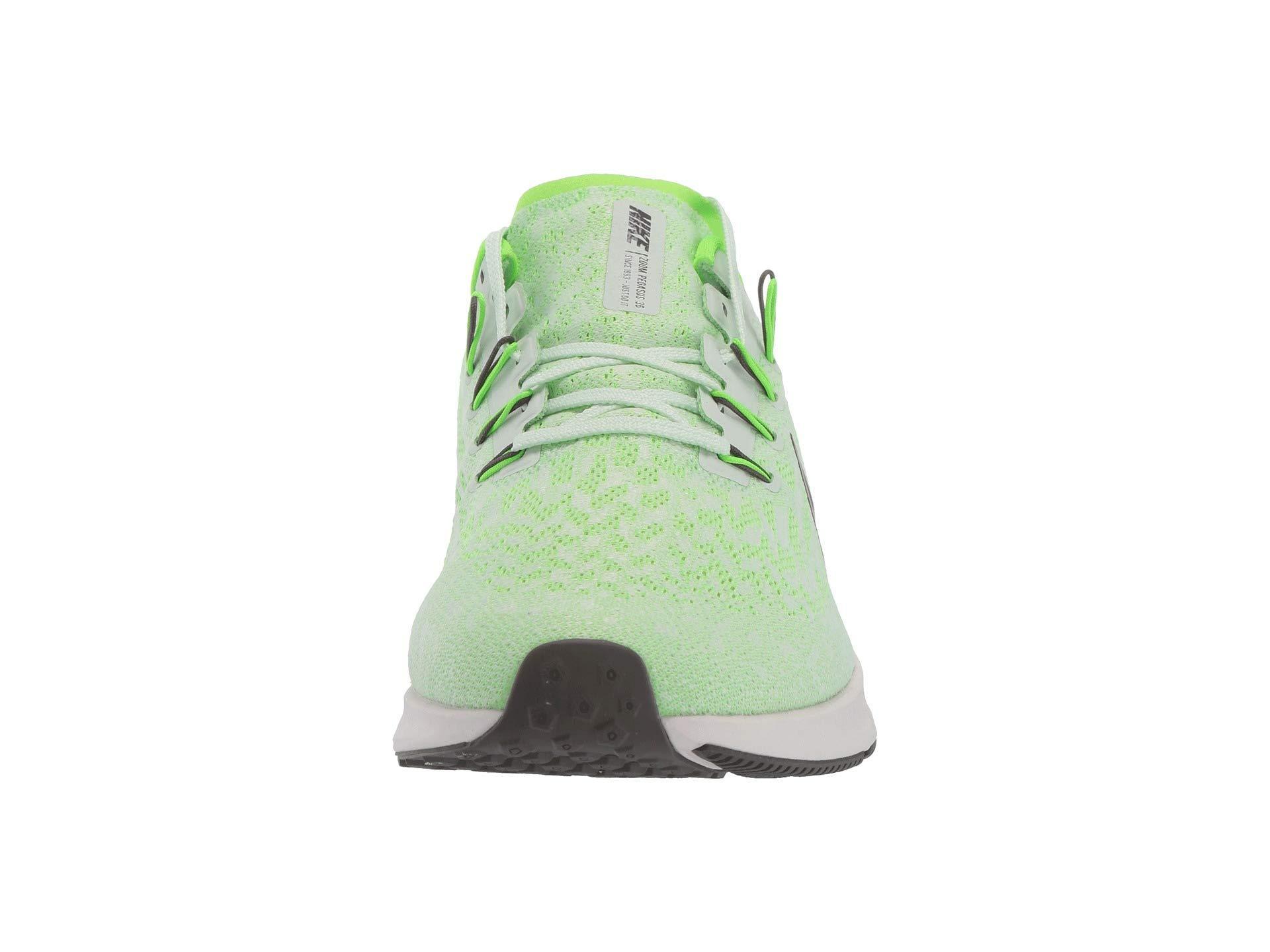 Nike Gray Air Zoom Pegasus 36 (gunsmokeoil Greywhitegum Light Brown) Men's Running Shoes for men